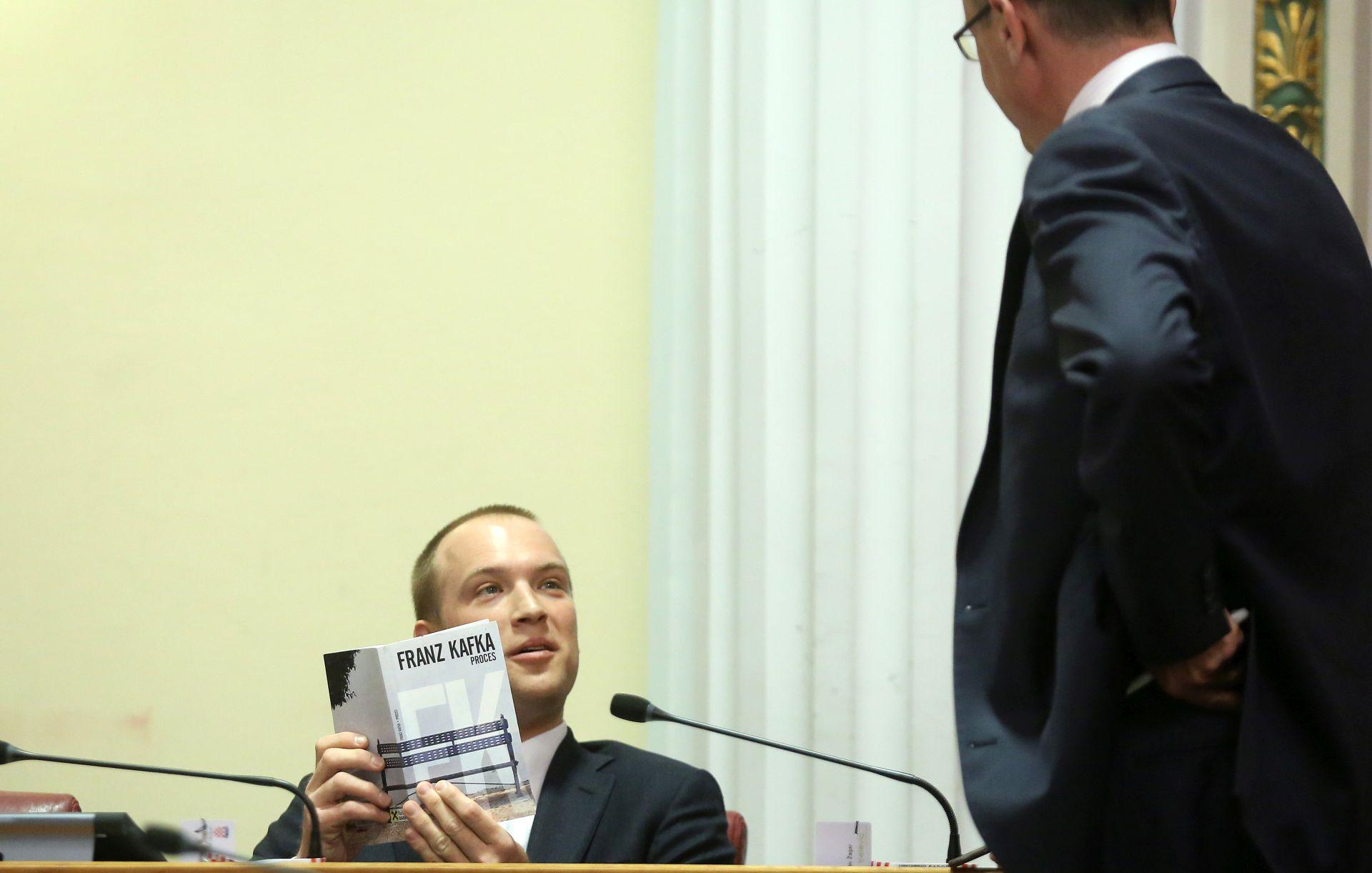MIP predložio Saboru skidanje imuniteta Tomislavu Sauchi