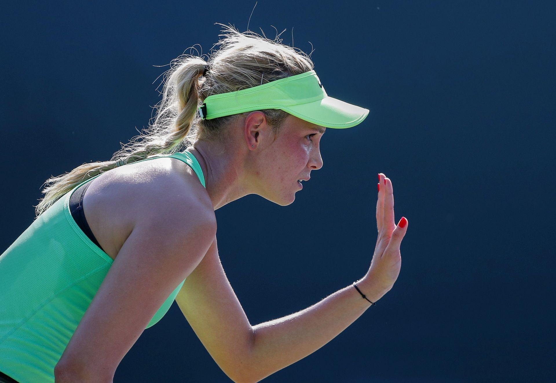 WTA MADRID Vekić u 2. kolu