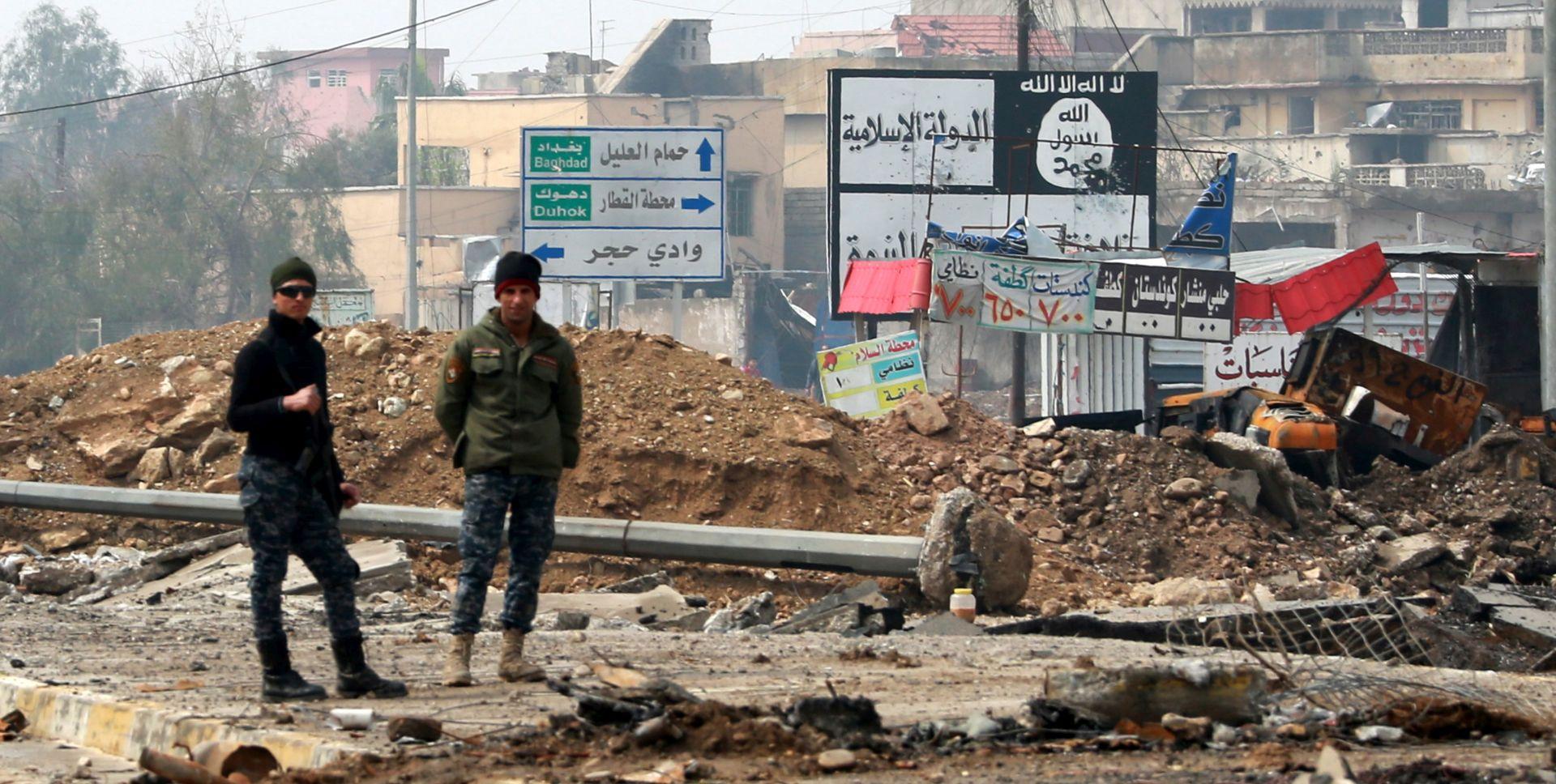 Irački general nada se da će u svibnju protjerati džihadiste IS-a iz Mosula