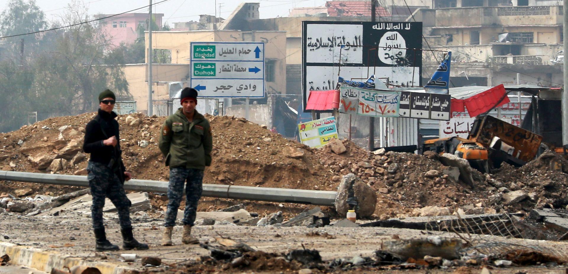 IRAK Najmanje 30 osoba poginulo u napadu Islamske države na grad Tikirit