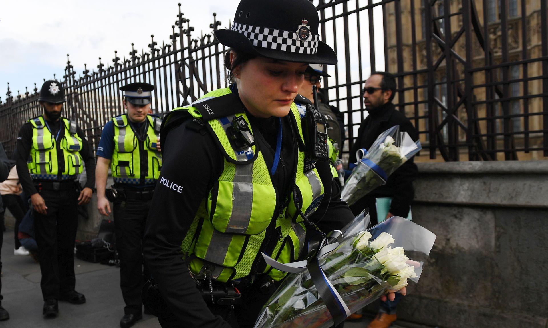Umrla Rumunjka koja je pala u Temzu u napadu na Westminster