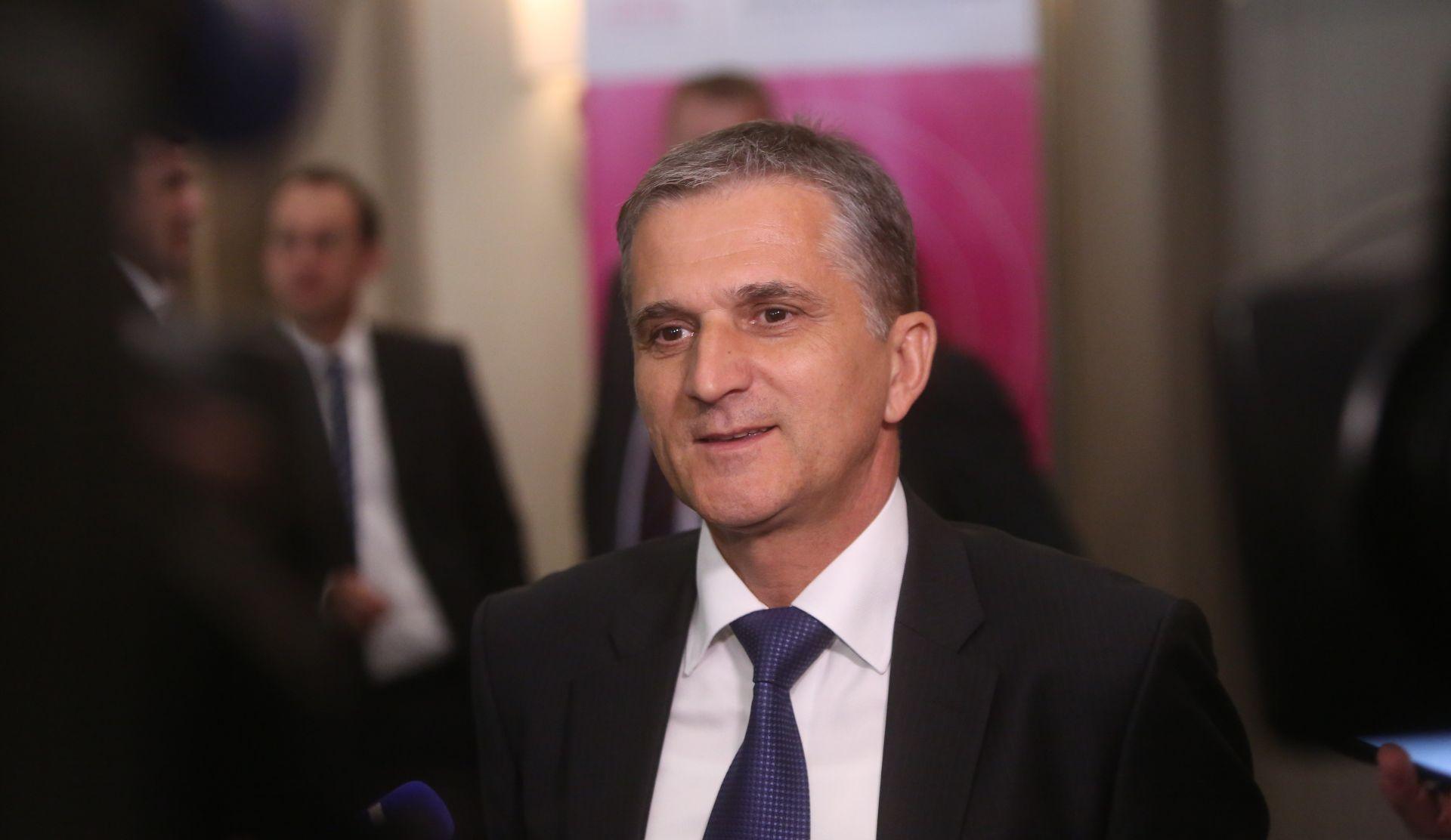 G. MARIĆ 'Ne smije se isključiti državu iz upravljanja poduzećima'
