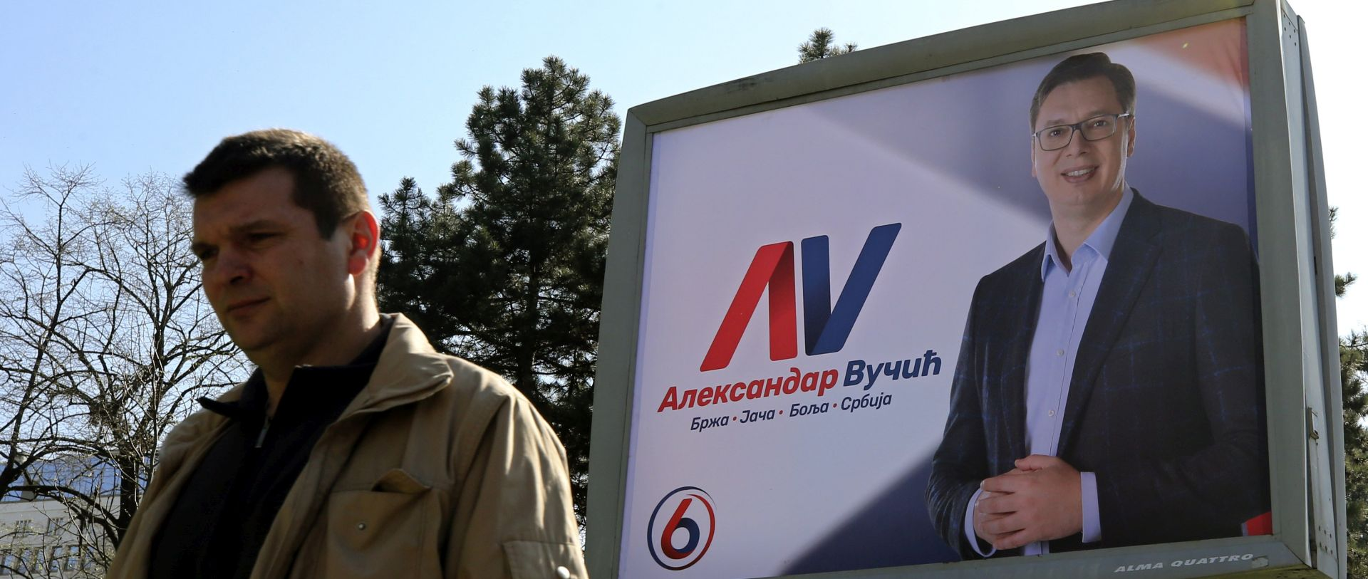 Otvorena birališta za predsjedničke izbore u Srbiji, ankete predviđaju pobjedu Aleksandra Vučića