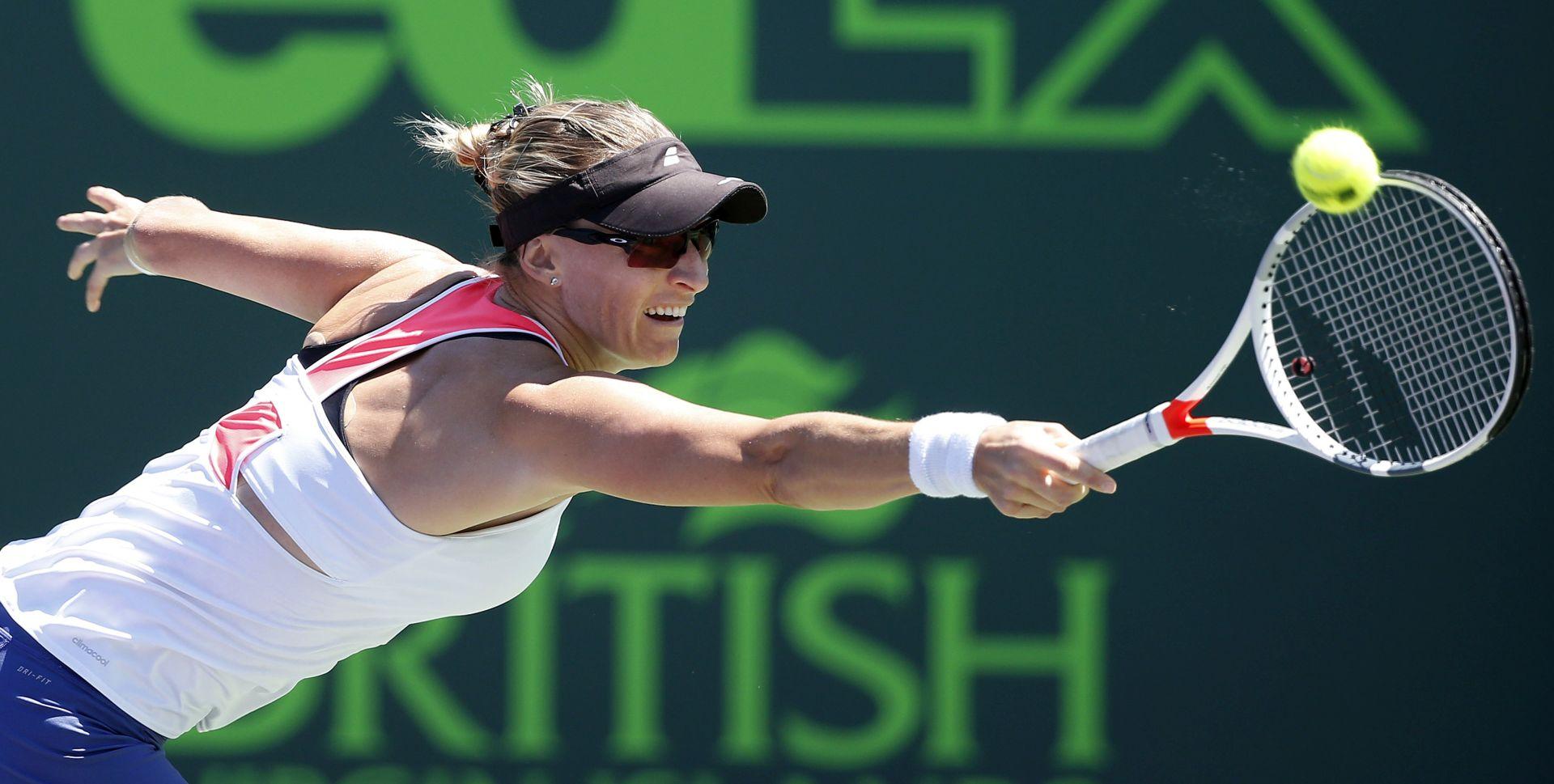 WTA CHARLESTON Lučić Baroni izborila drugo kolo