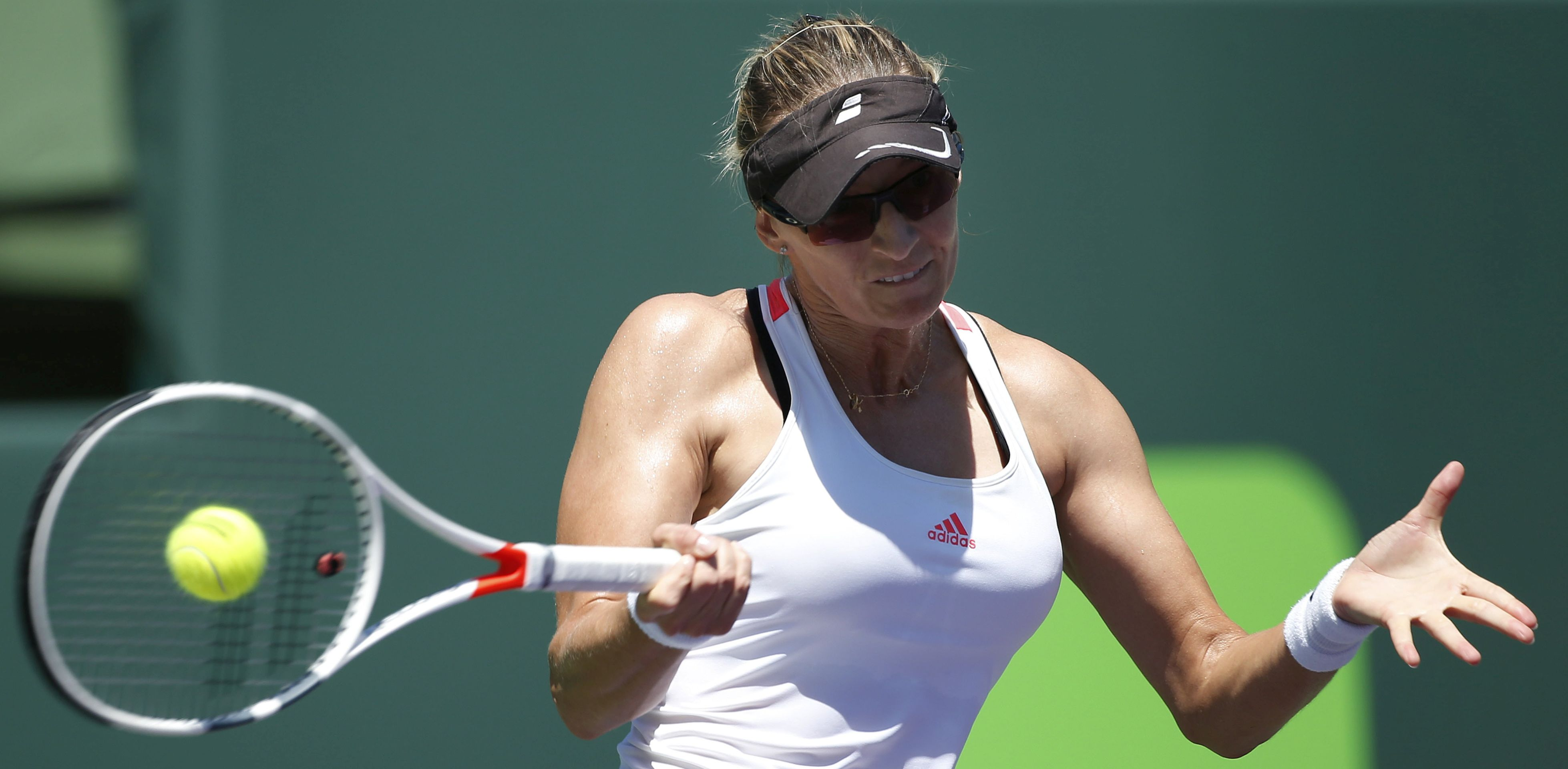 WTA CHARLESTON Lučić-Baroni u osmini finala