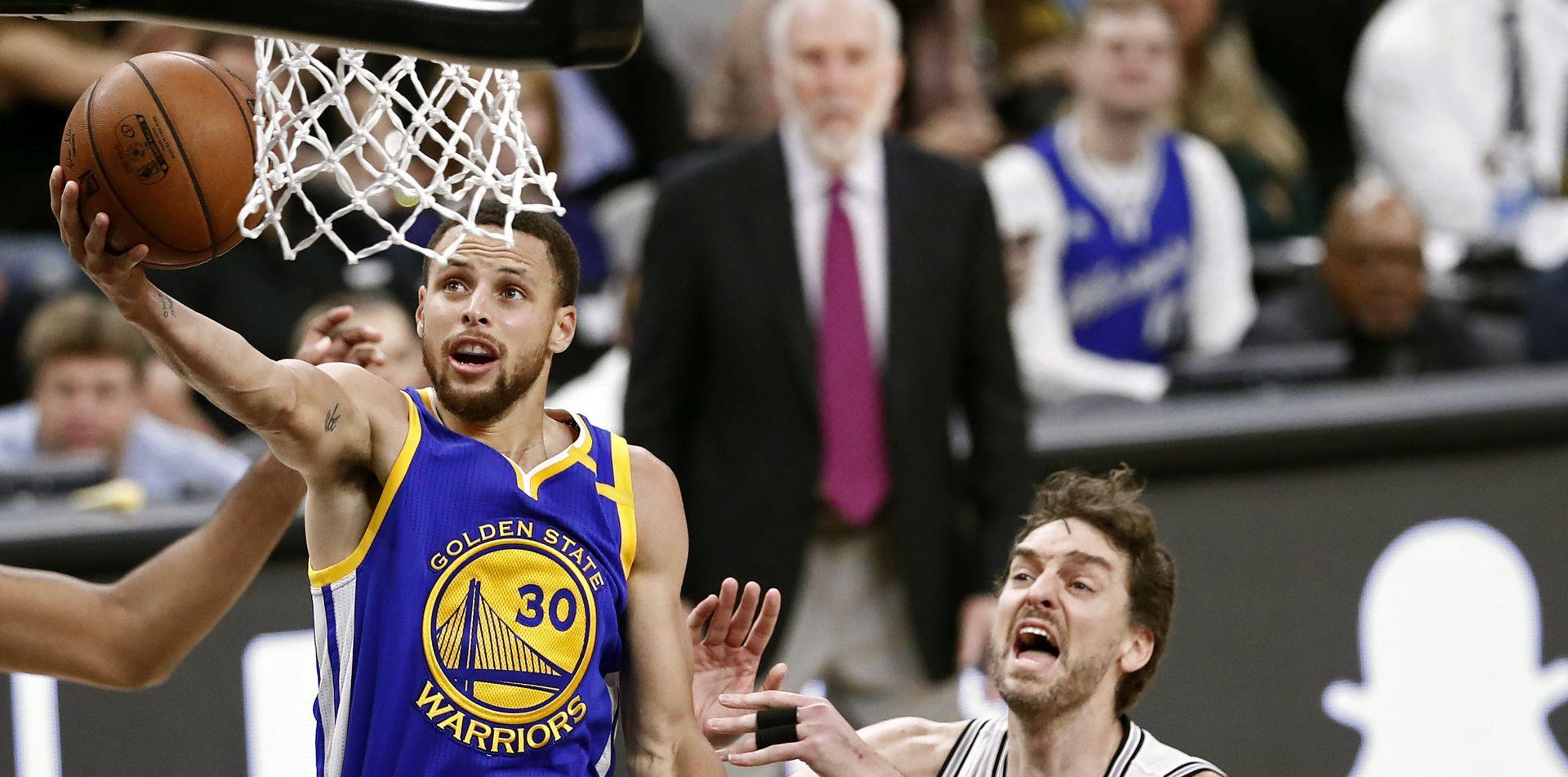 NBA: Warriorsi opet bolji od Spursa, trica Lillarda za pobjedu Portlanda