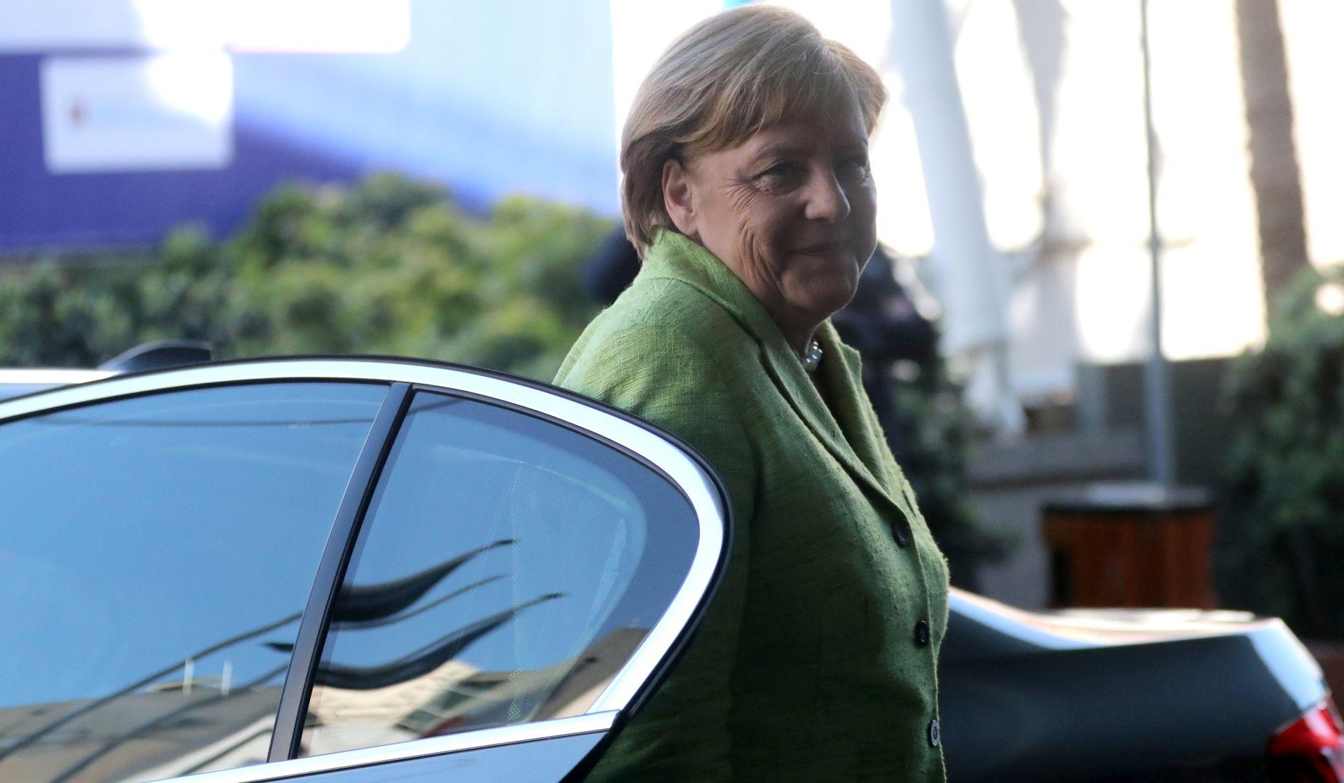 Merkel savjetuje izbjeglicama da žive u ruralnim područjima Njemačke