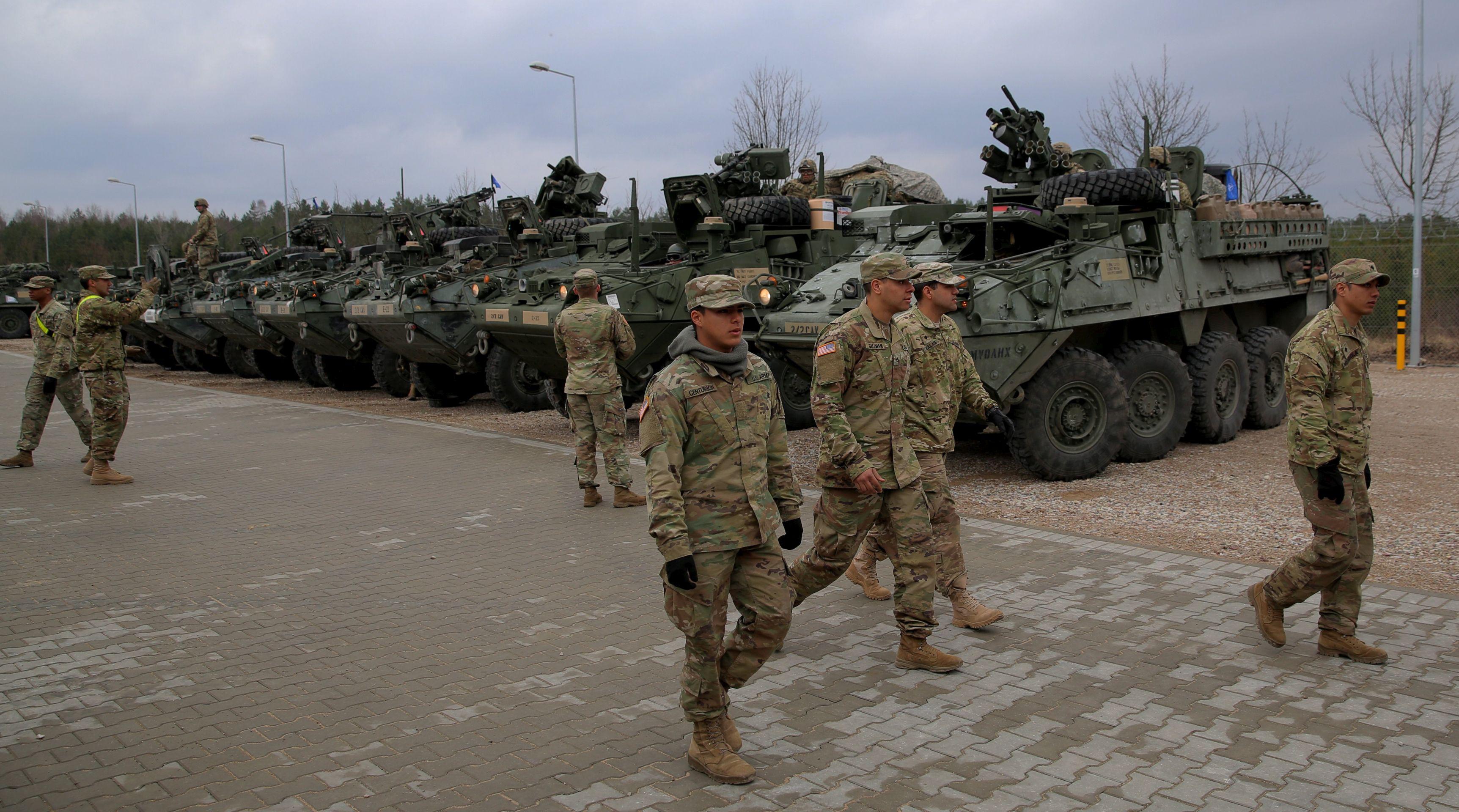Oružane snage RH u sklopu NATO-a spremne sudjelovati u jačanju kolektivne sigurnosti i obrane u Poljskoj