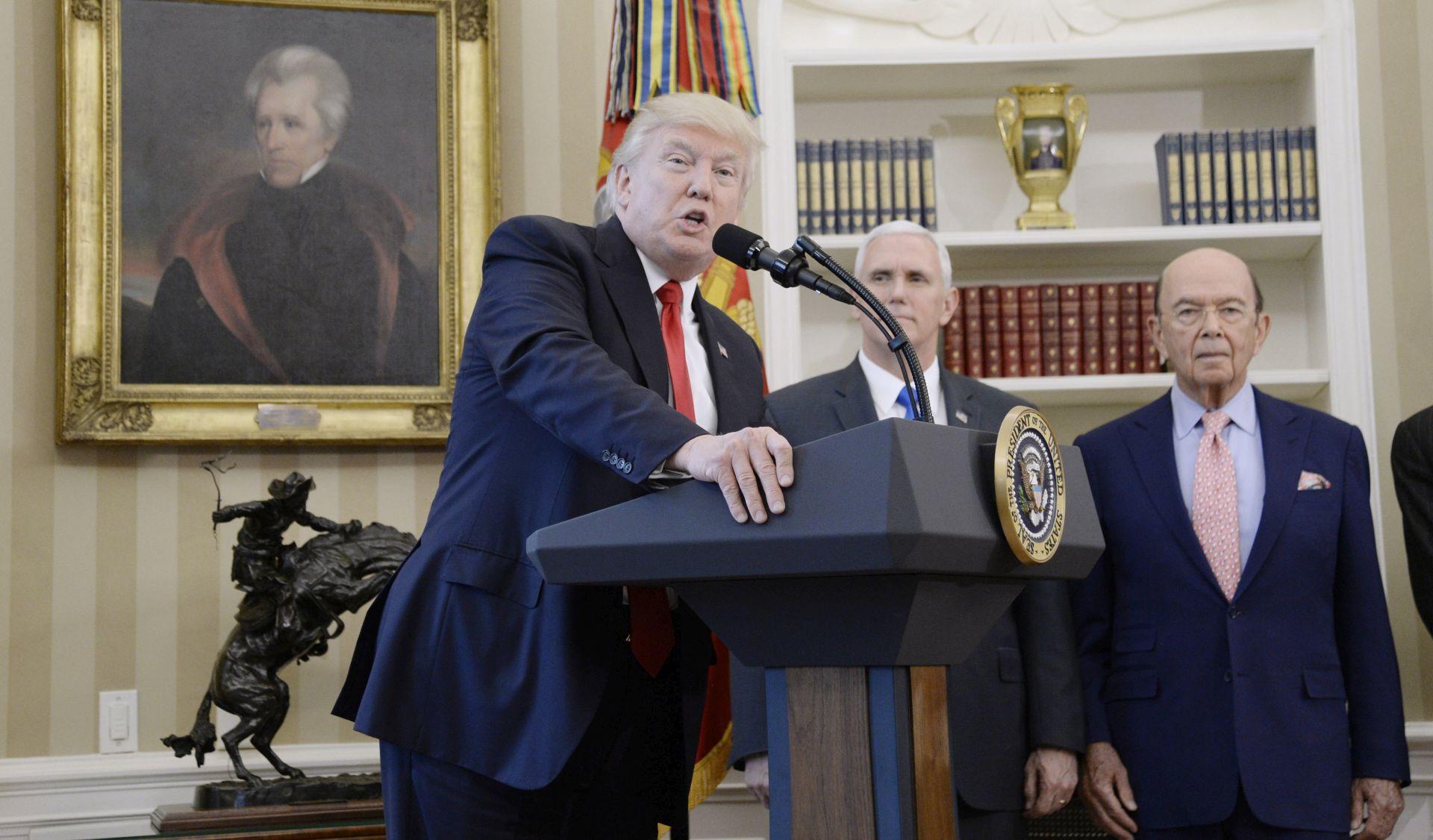 Trump donirao plaću američkim nacionalnim parkovima