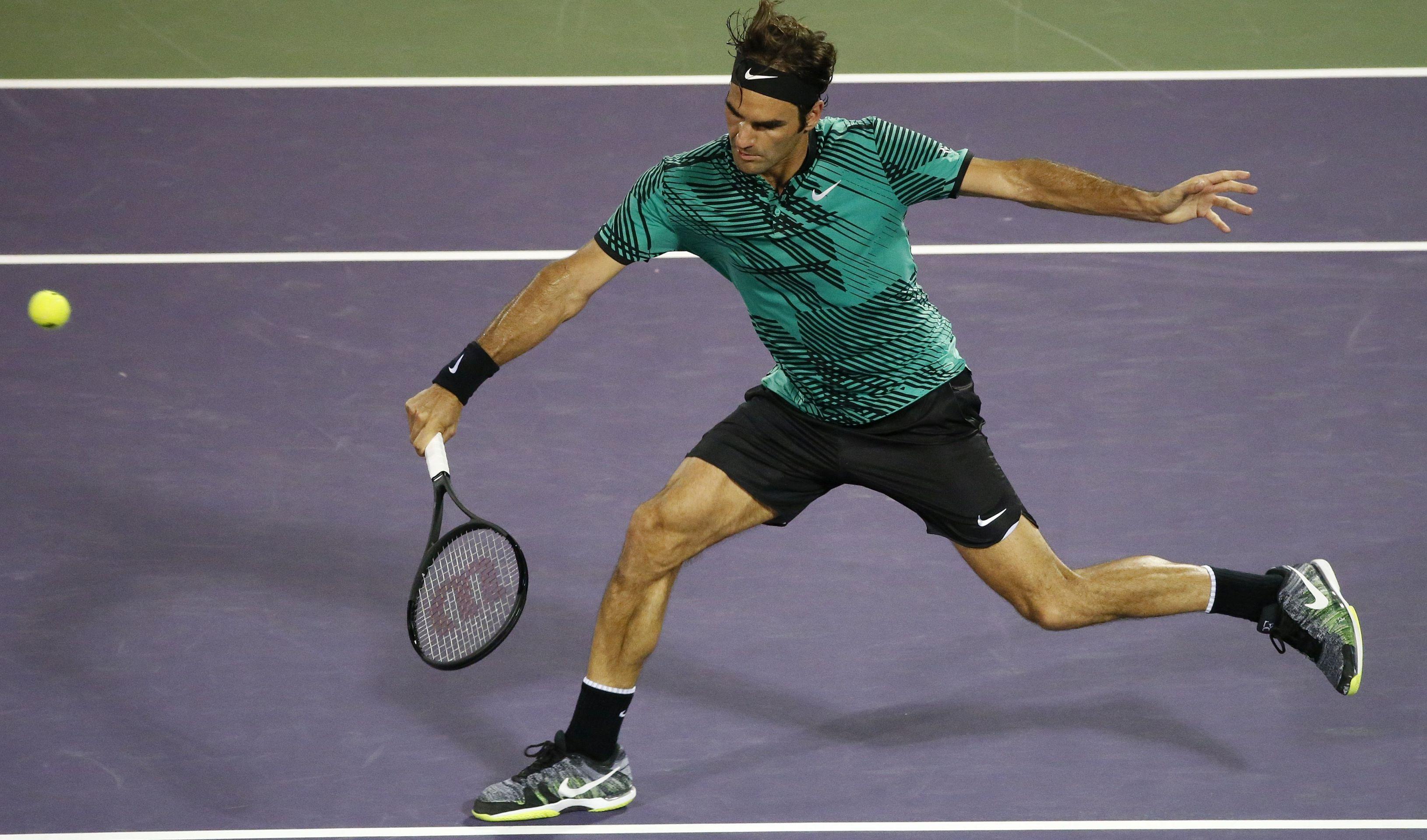 ATP MIAMI Federer u trosatnom maratonu izborio finale