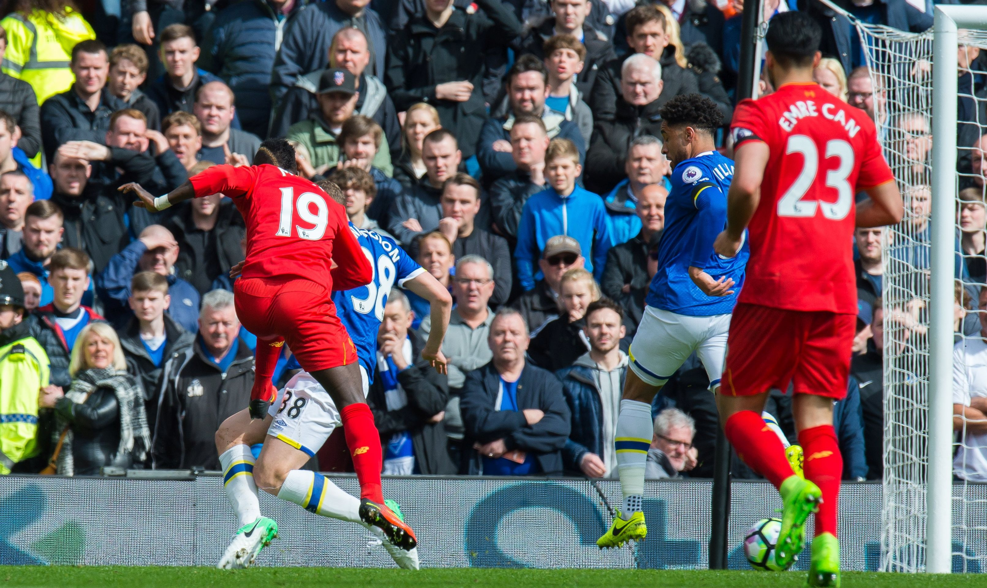 ENGLESKA Liverpool – Everton 3-1, Lovren vrlo dobar