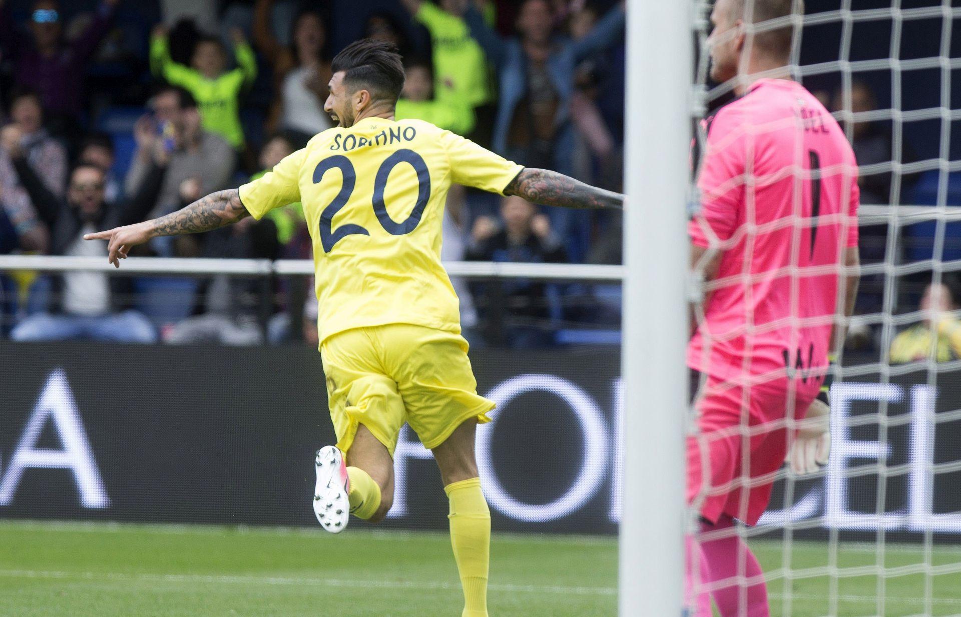 ŠPANJOLSKA Villarreal – Eibar 2-3