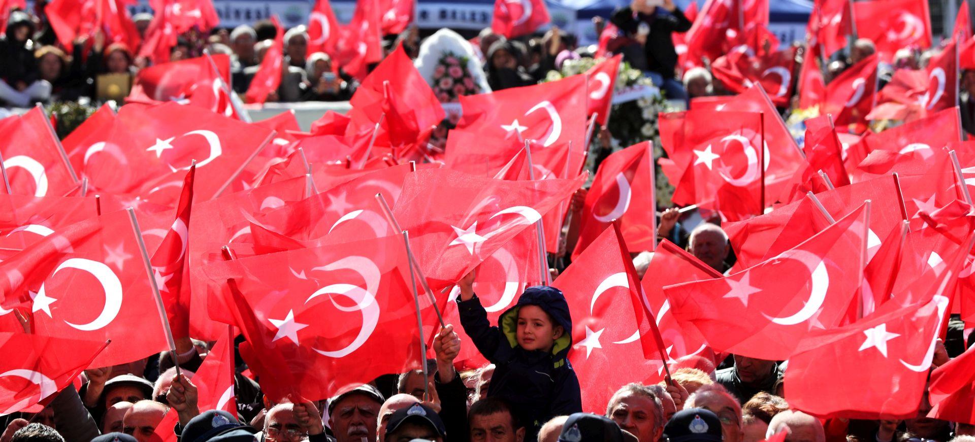 """ERDOGAN """"Mi smo zaštitnici mira, mi smo zaštitnici sloboda"""""""