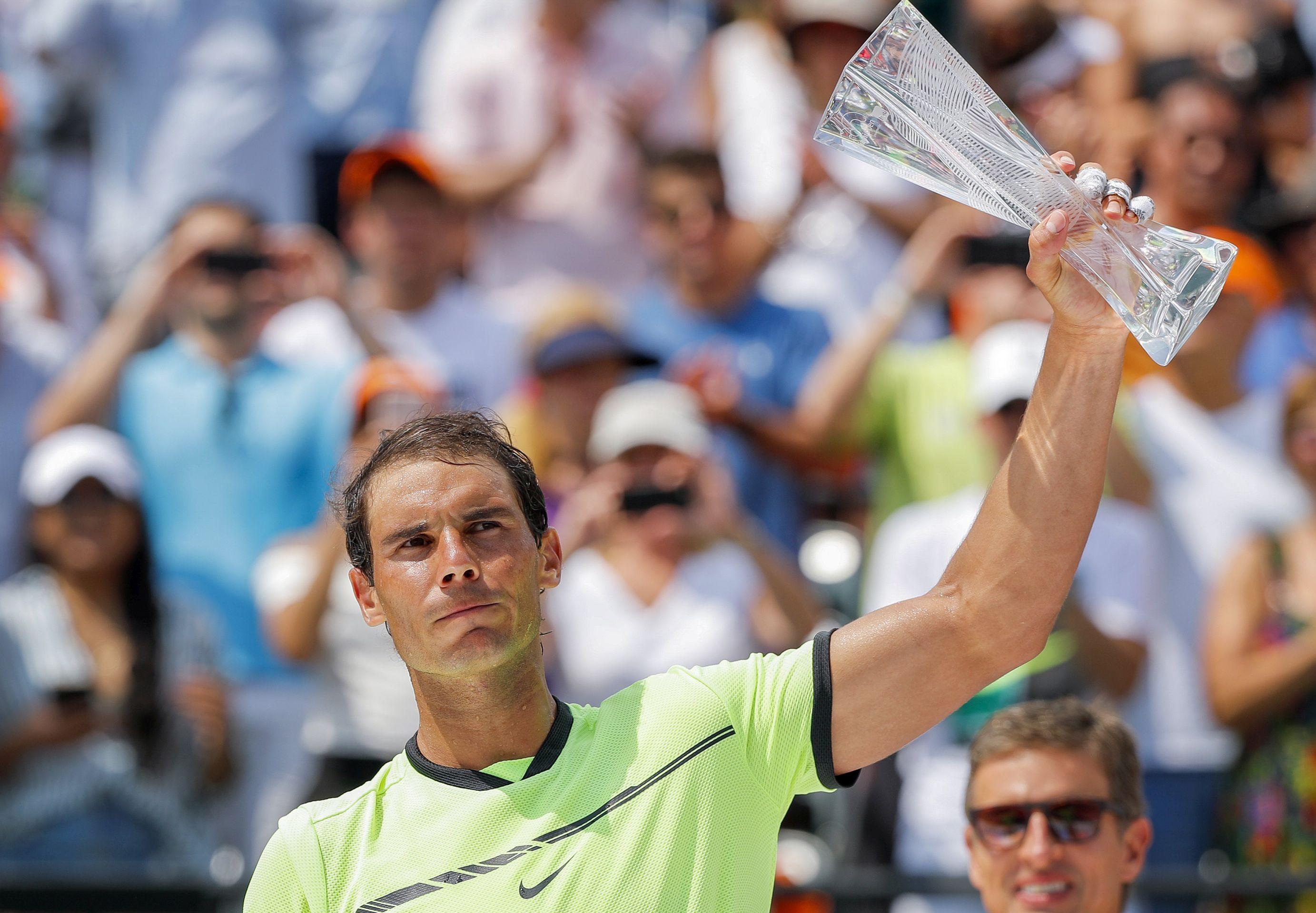 Federer osvojio Miami