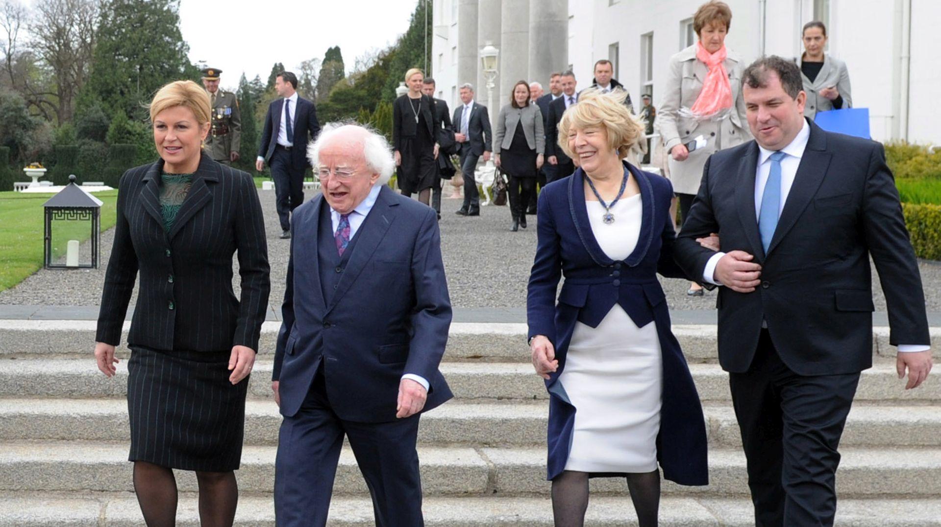 GRABAR KITAROVIĆ 'Hrvatska i Irska za EU jednakopravnih država'