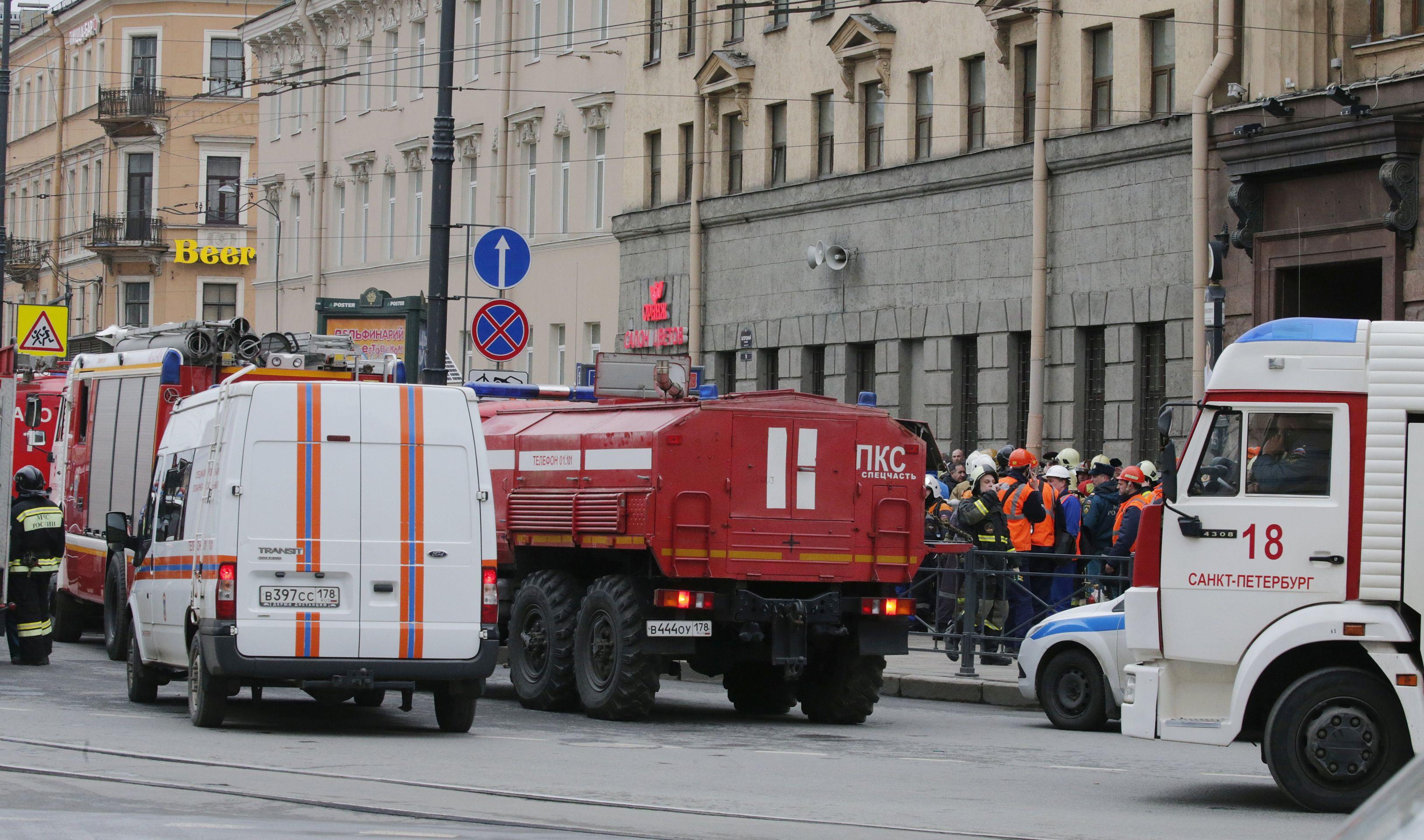 Mogherini izražava sućut obiteljima poginulih u eksploziji u Sankt Peterburgu