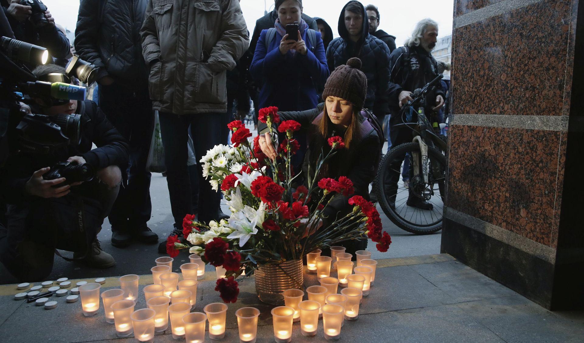 Za eksploziju u Sankt Peterburgu osumnjičen ruski državljanin podrijetlom iz Kirgistana