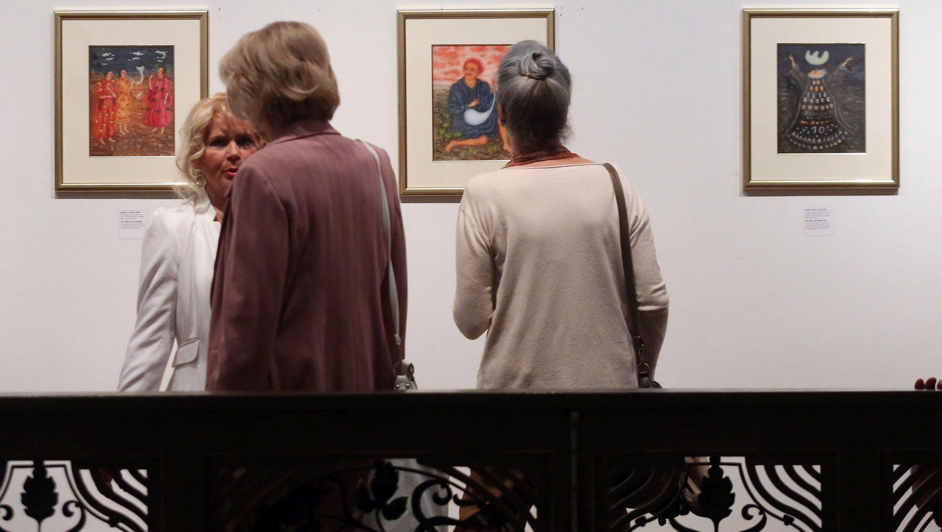 MUO Izložba austrijskog umjetnika Brauera 'Iz generacije u generaciju/Nova Hagada'