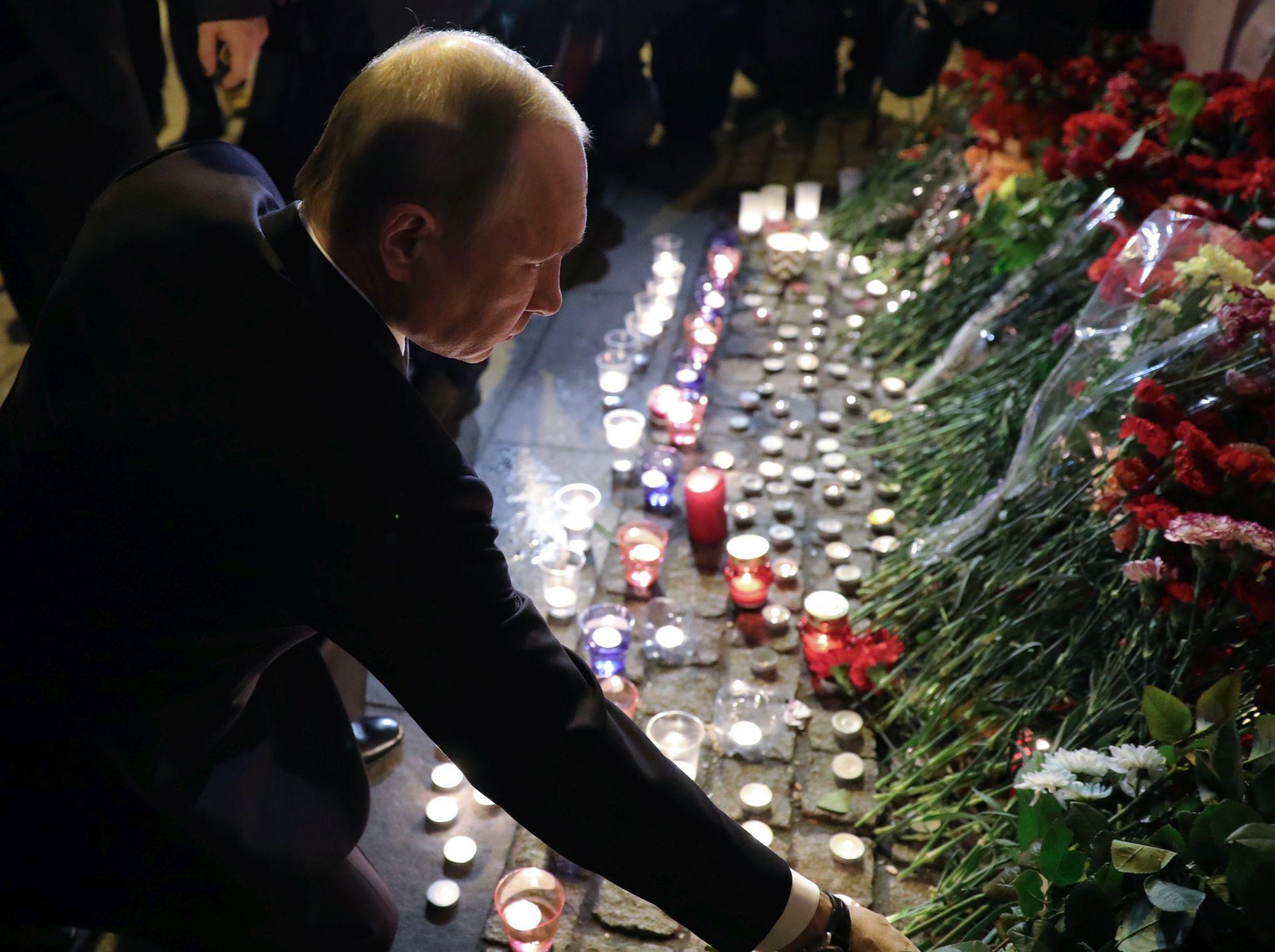 Broj žrtava napada u Sankt Peterburgu porastao na 14, ranjenih 49