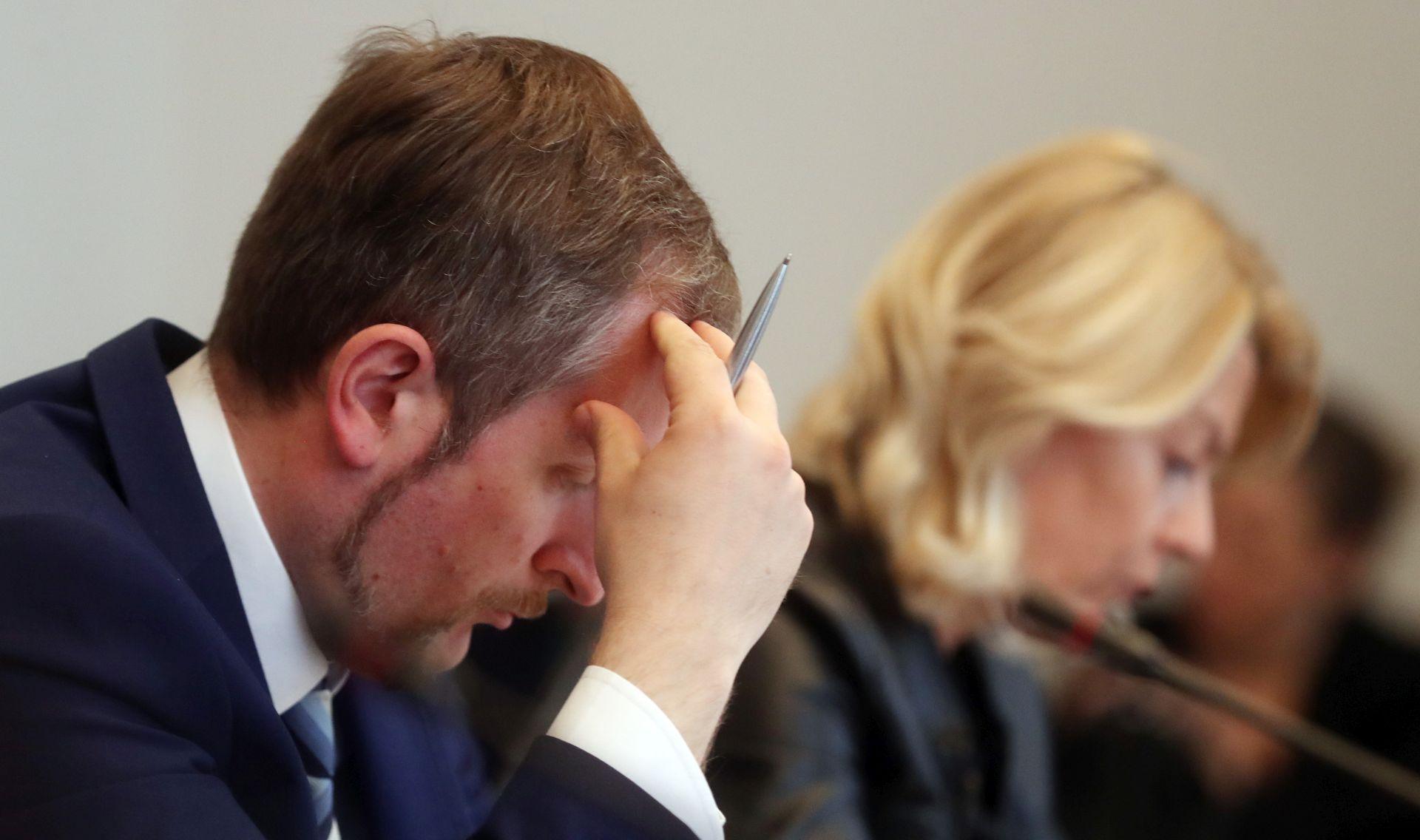 Odbor za pravosuđe podržao 'zakon o Agrokoru', SDP kritičan