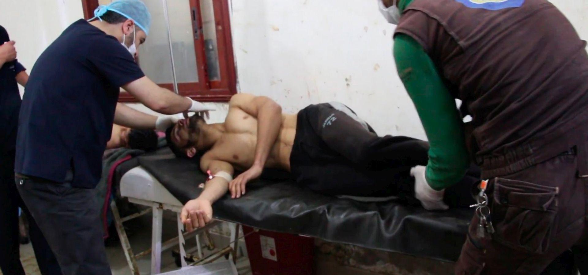 CRVENI KRIŽ: Stanje u Siriji predstavlja međunarodni oružani sukob