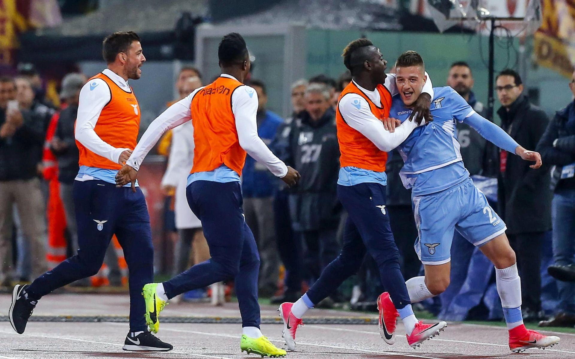 TALIJANSKI KUP Lazio prvi finalist