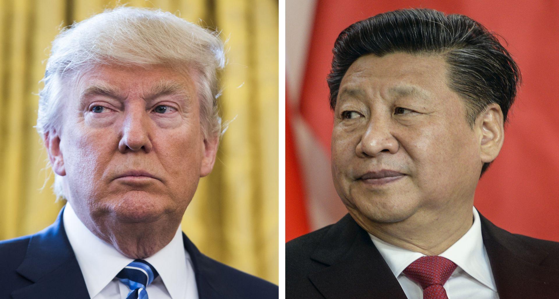Trump pozdravlja kineske napore u pogledu pritiska na Sjevernu Koreju