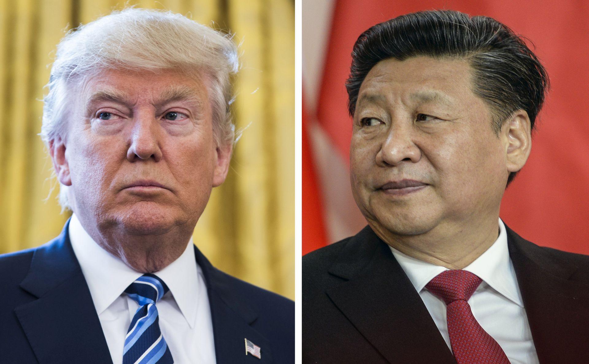 U razgovoru s Trumpom Xi optužio SAD da se upliću u unutarnje stvari Kine