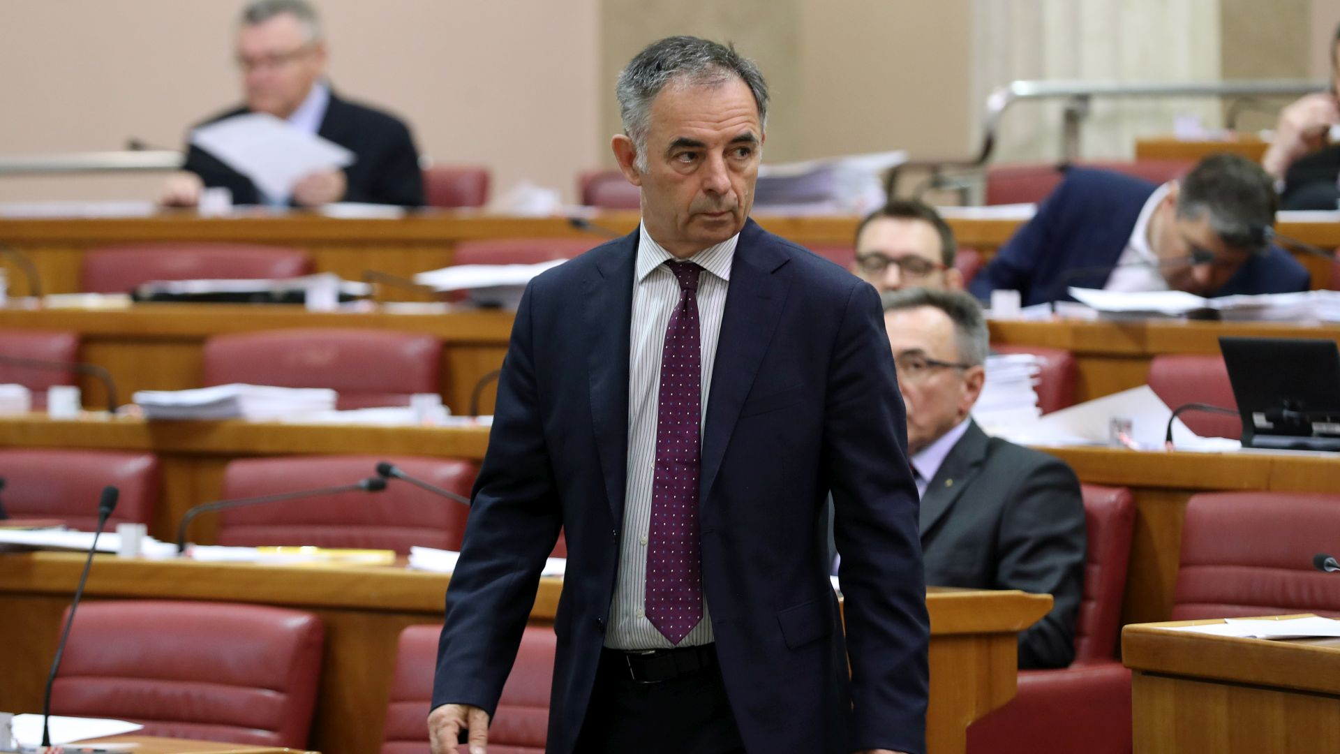"""PUPOVAC """"Očito za Srbe mira u Hrvatskoj nema"""""""