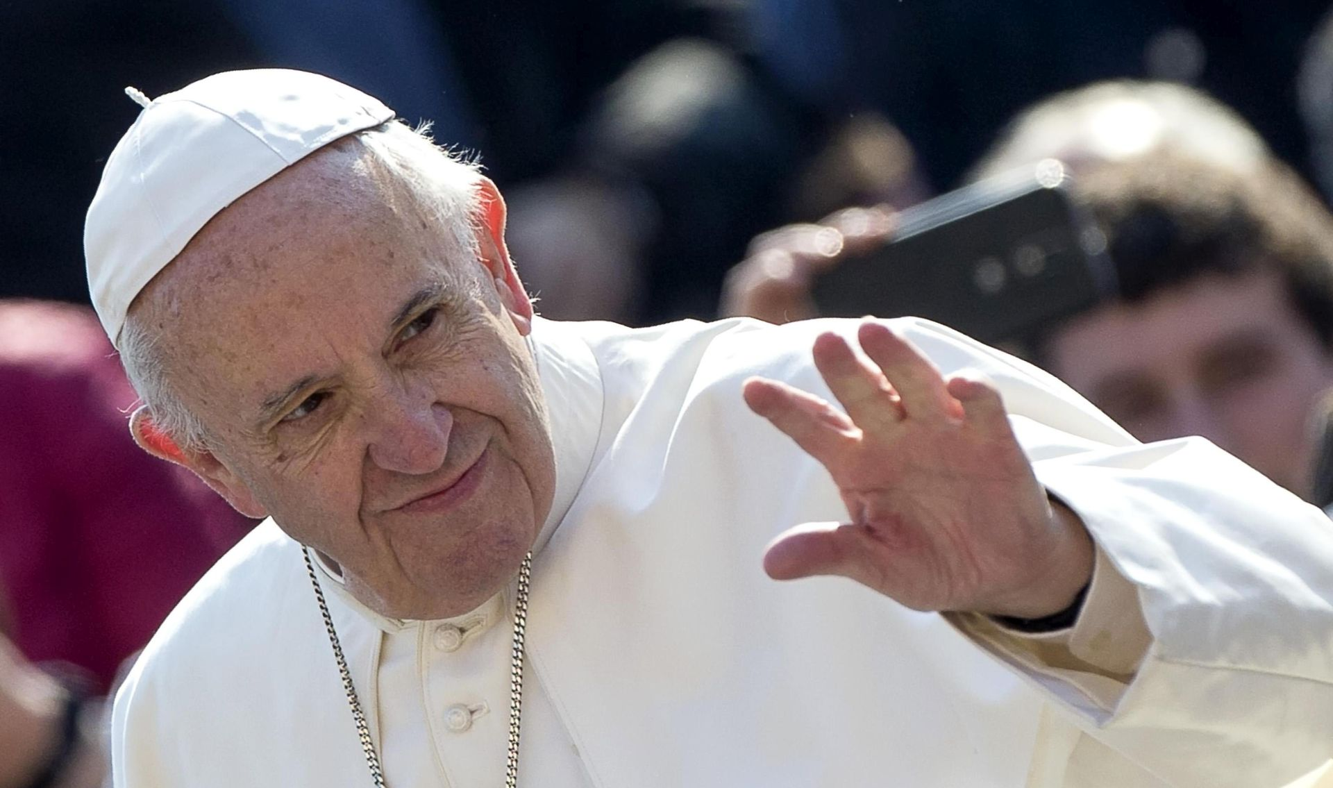 Papa Franjo odlazi u Egipat bez obzira na atentate