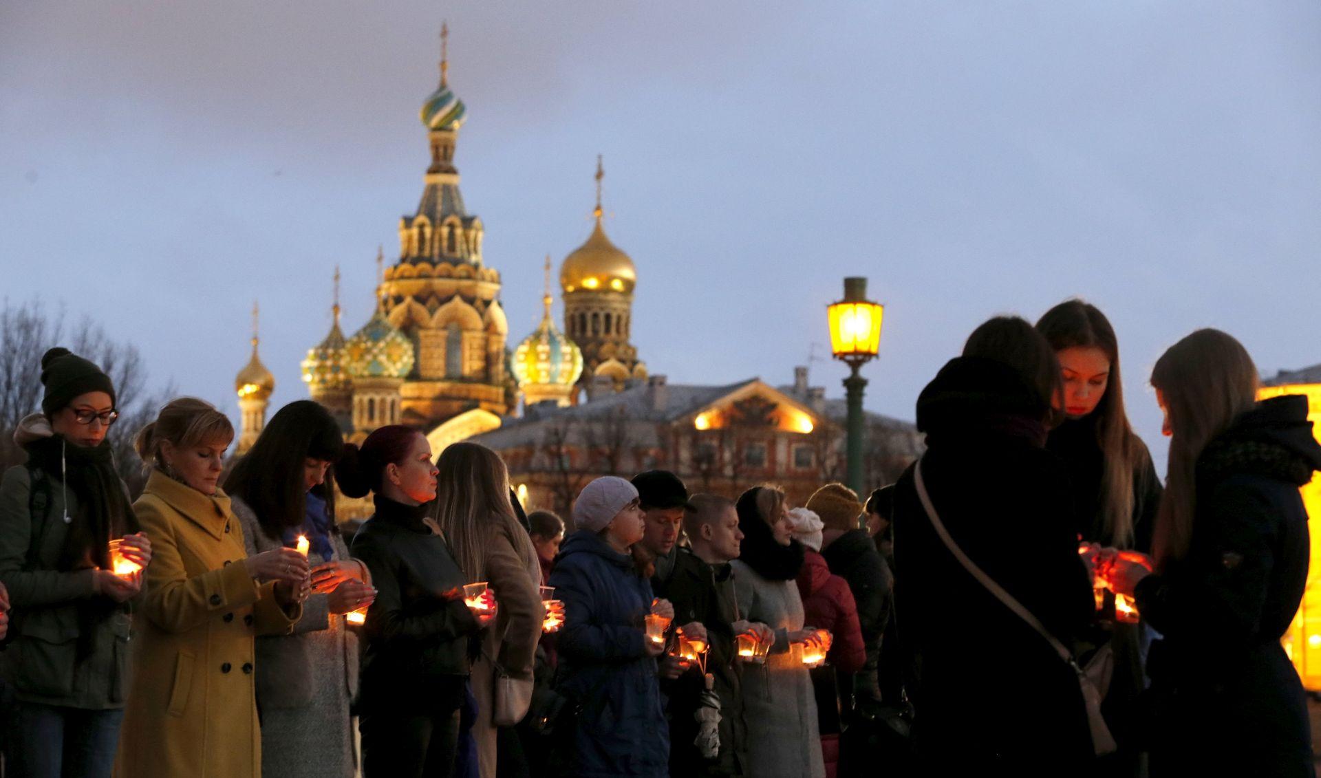 Al Kaida odgovorna za napad u Sankt Peterburgu