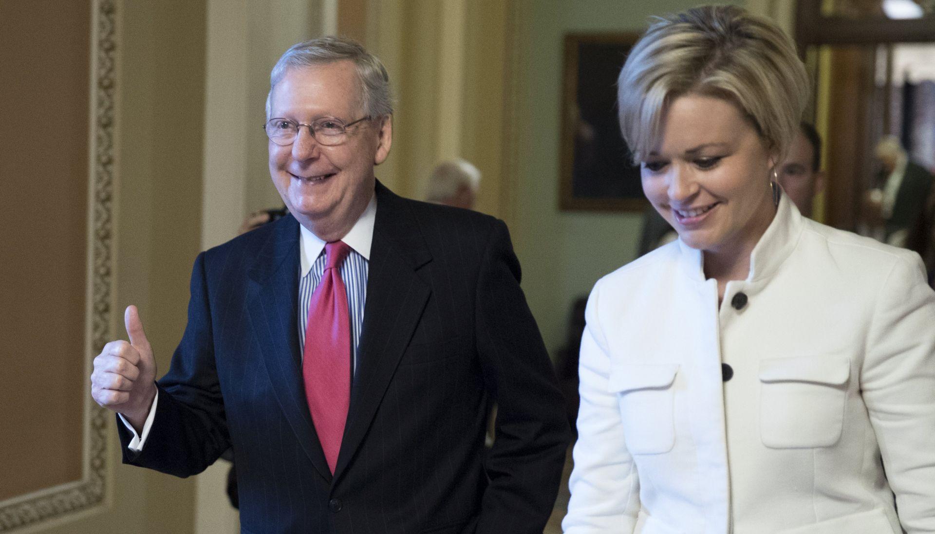 'Nuklearnom opcijom' Senat skršio demokratsku blokadu potvrde Trumpova izbora za Vrhovni sud