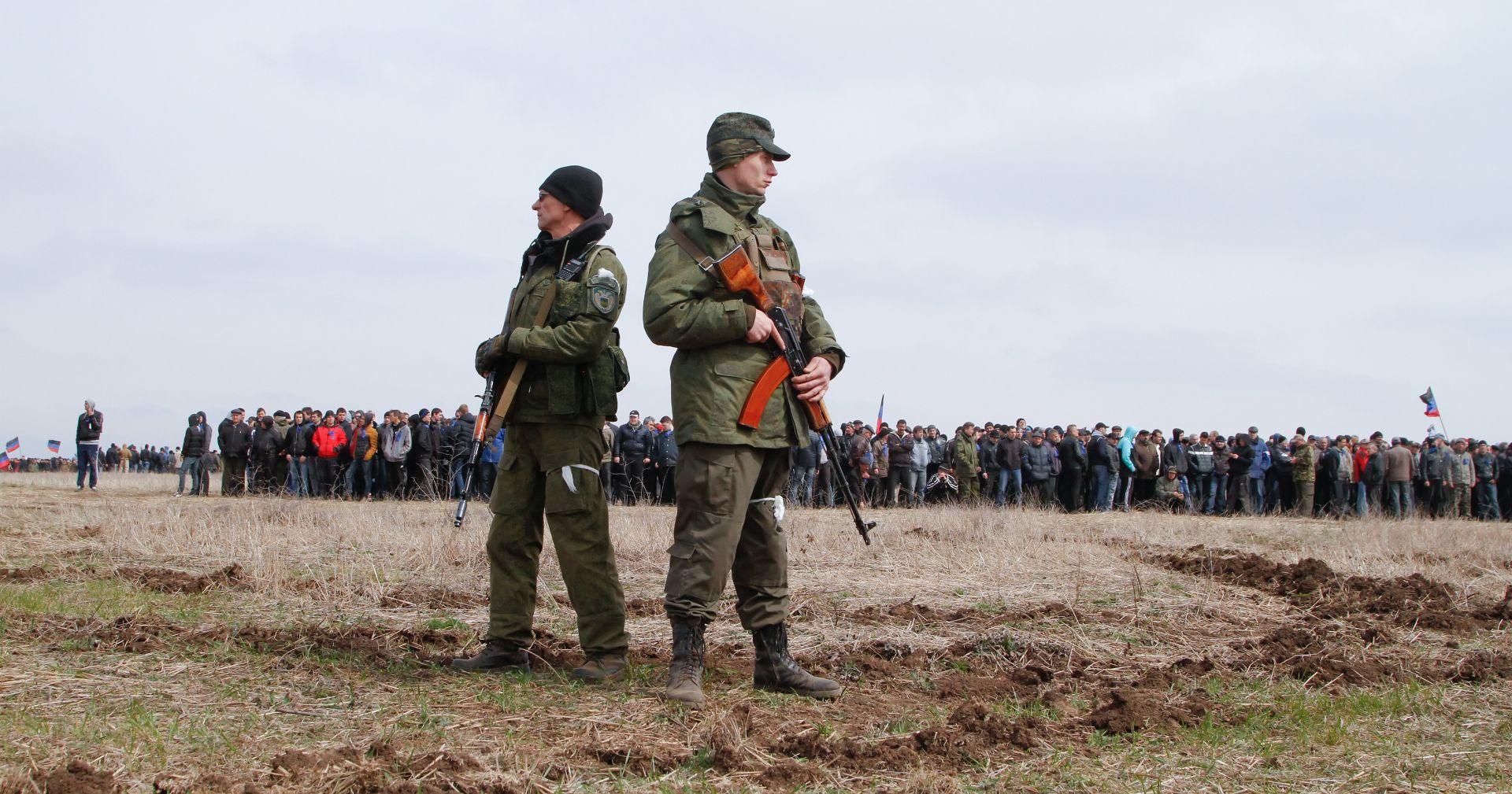 Ukrajina prekinula opskrbu električnom energijom separatistima