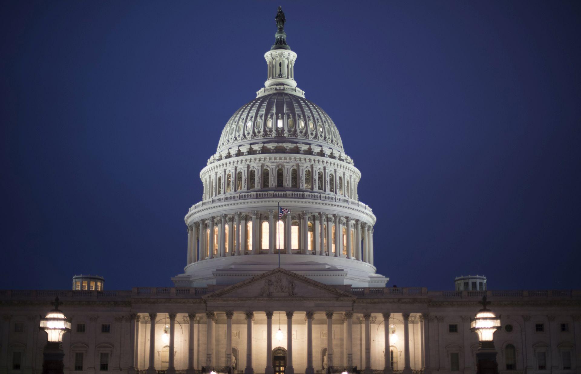 Američki Kongres donio kratkoročni zakon kako bi spriječio blokadu vlade