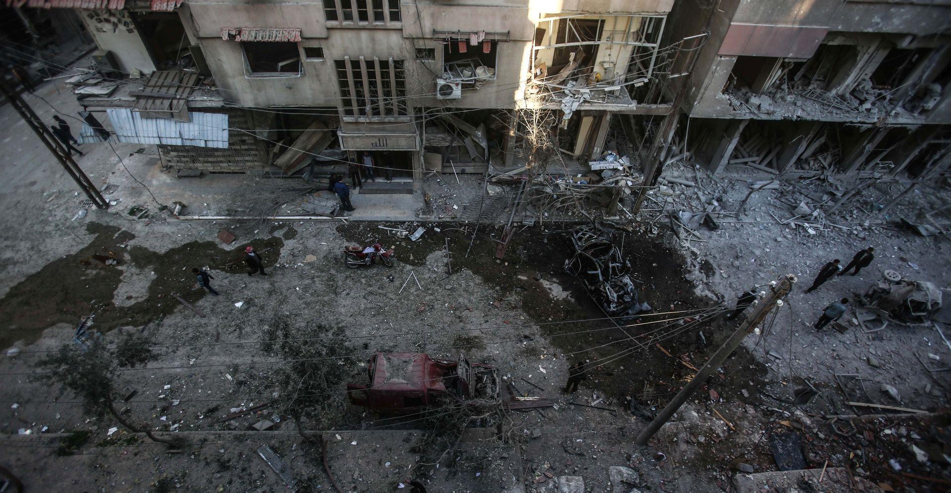 U turskim zračnim napadima na pešmerge i sjeveroistočnu Siriju najmanje 18 ubijenih