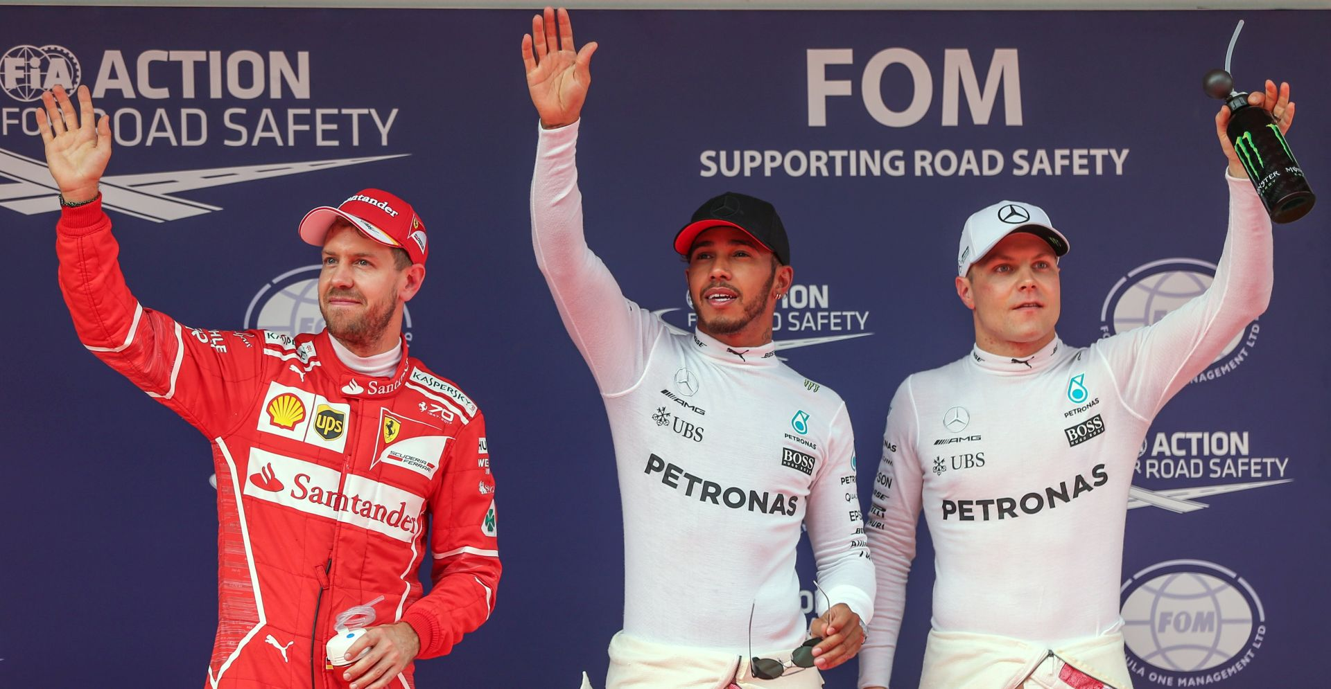 FORMULA 1: VELIKA NAGRADA KINE Hamiltonu 'pole position'