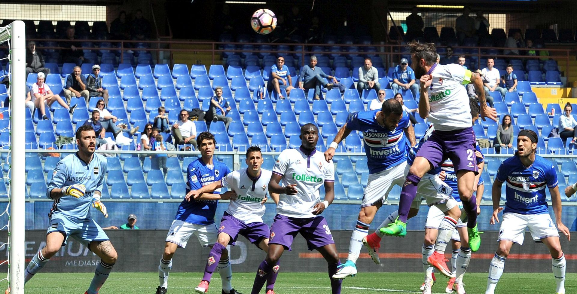 SERIE A Sampdoria i Fiorentina remizirali, nastupili Badelj, Milić i Kalinić