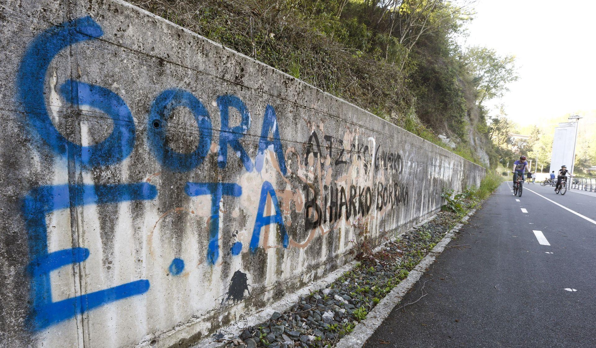 Baskijska vladajuća stranka traži od Madrida podjelu suvereniteta