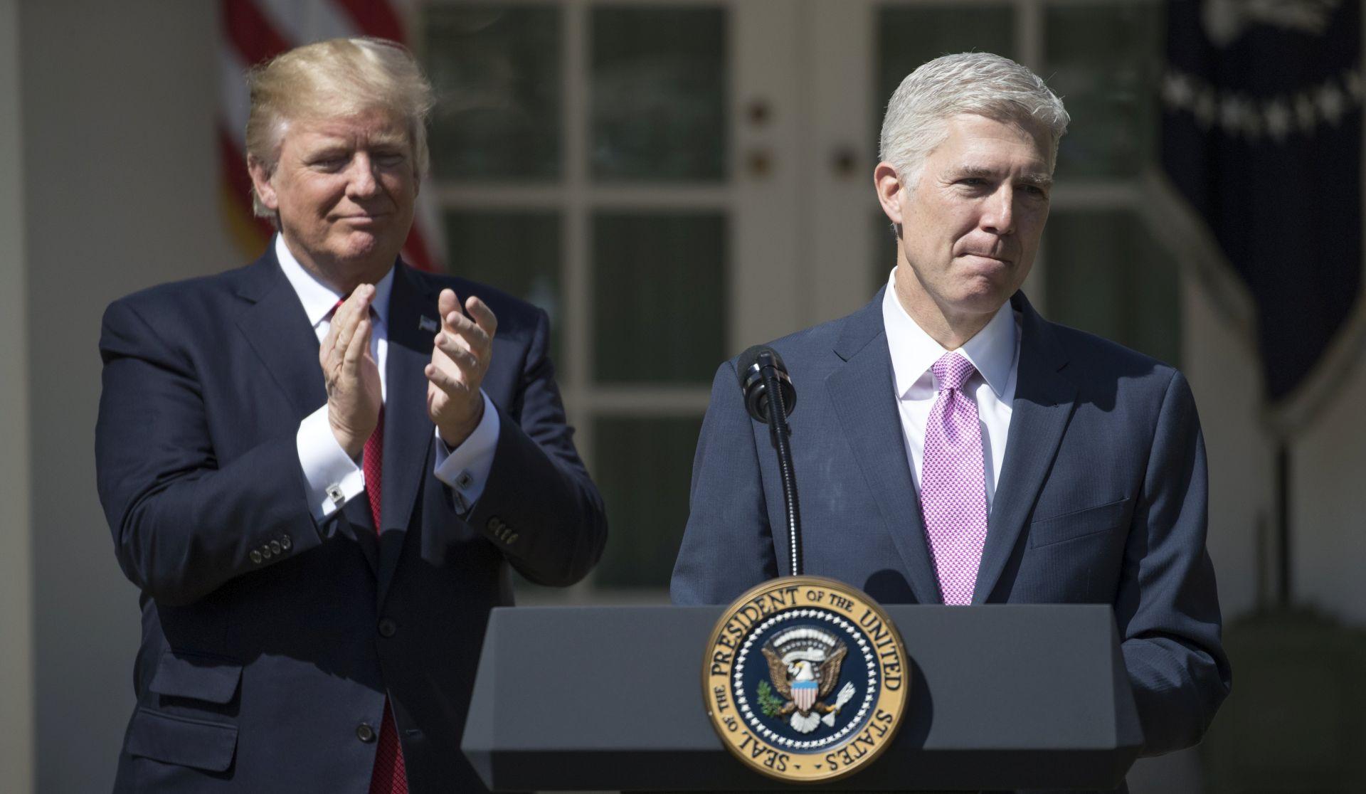 Demokrati suočeni s bezizglednom borbom ako Trump dobije i drugo ispražnjeno mjesto u Vrhovnom sudu