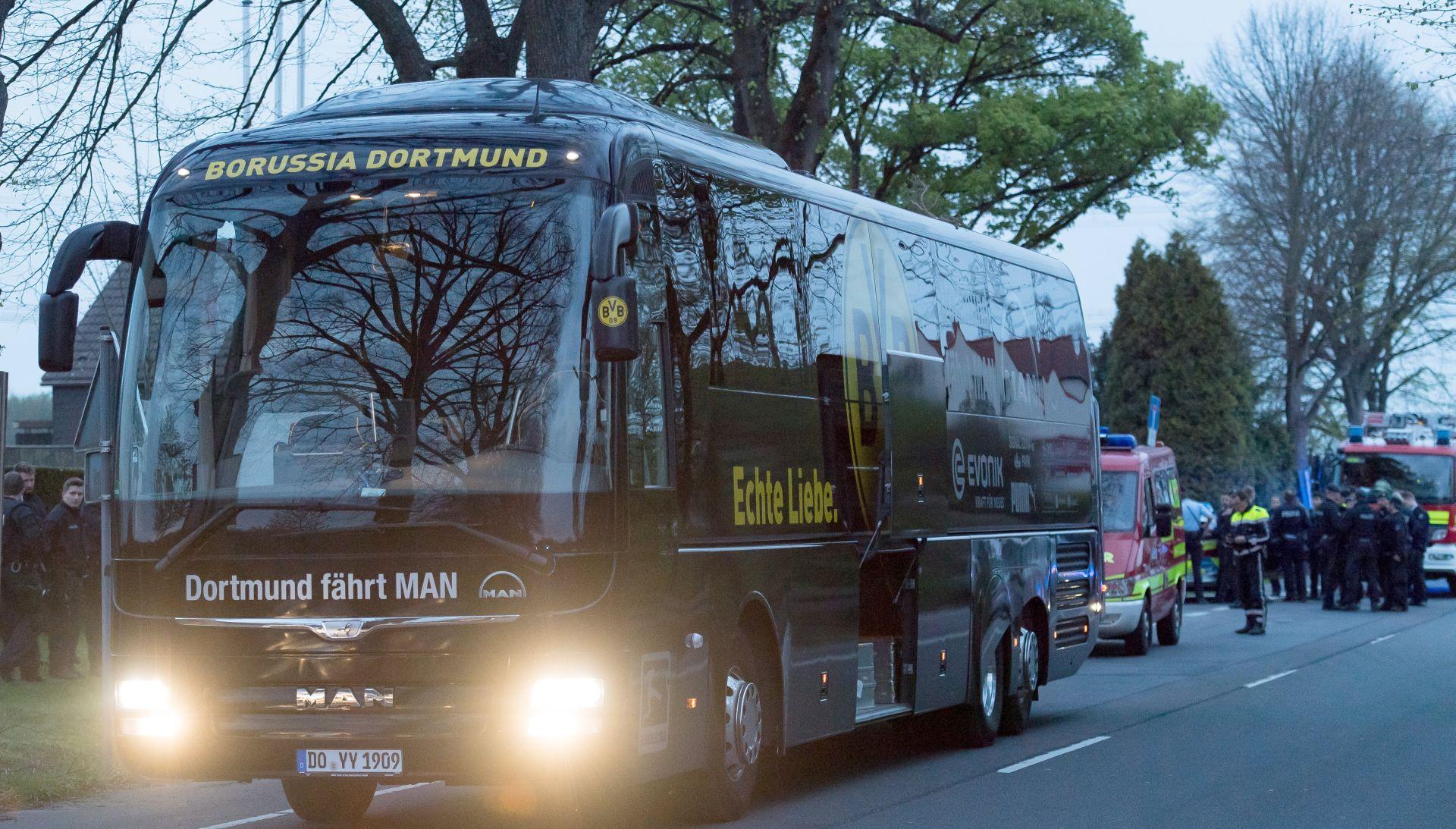 Uhićen osumnjičeni za napad na autobus Borussije