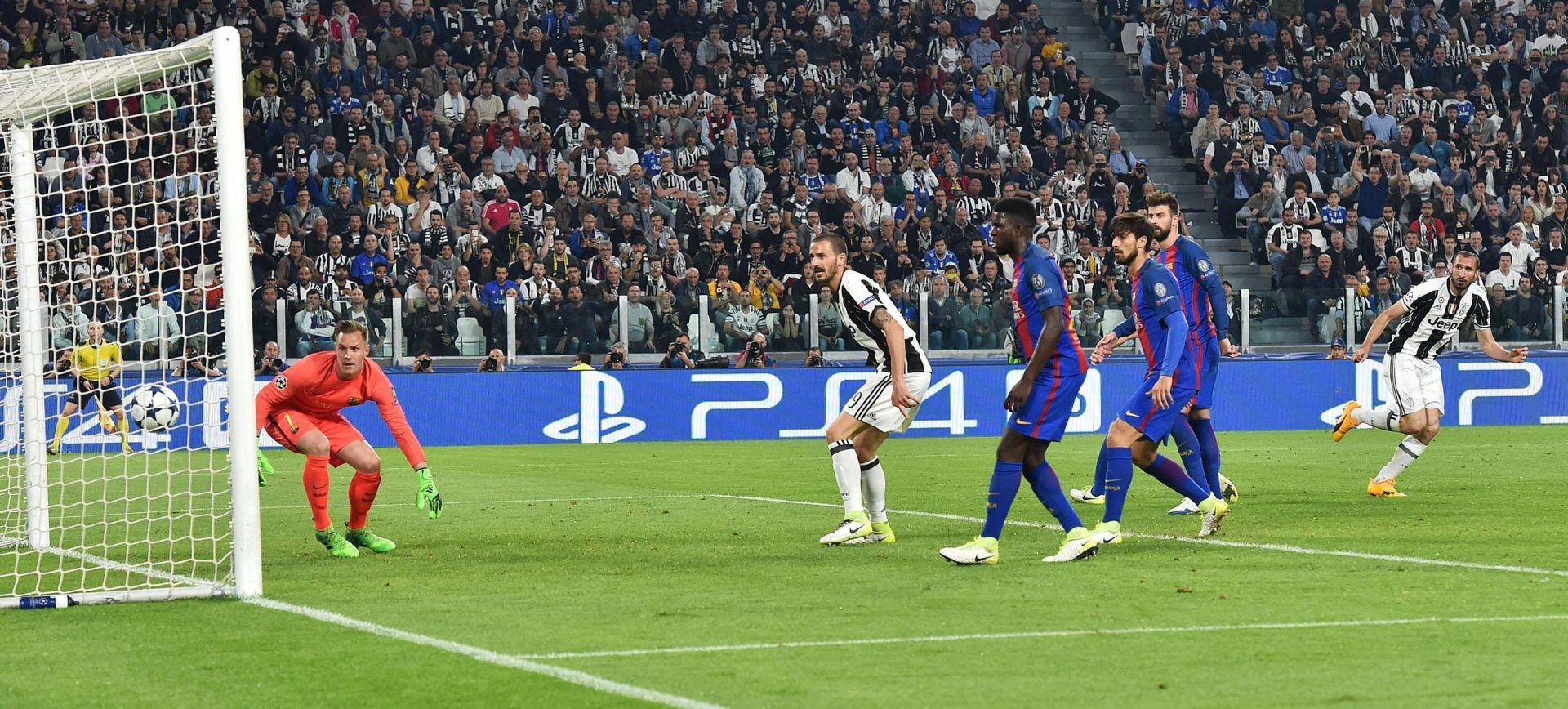 LIGA PRVAKA Mandžukić asistent u pobjedi Juventusa nad Barcelonom 3:0