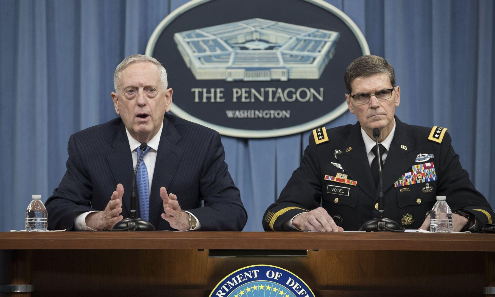 MATTIS 'Napetosti između SAD-a i Rusije neće izmaći nadzoru'