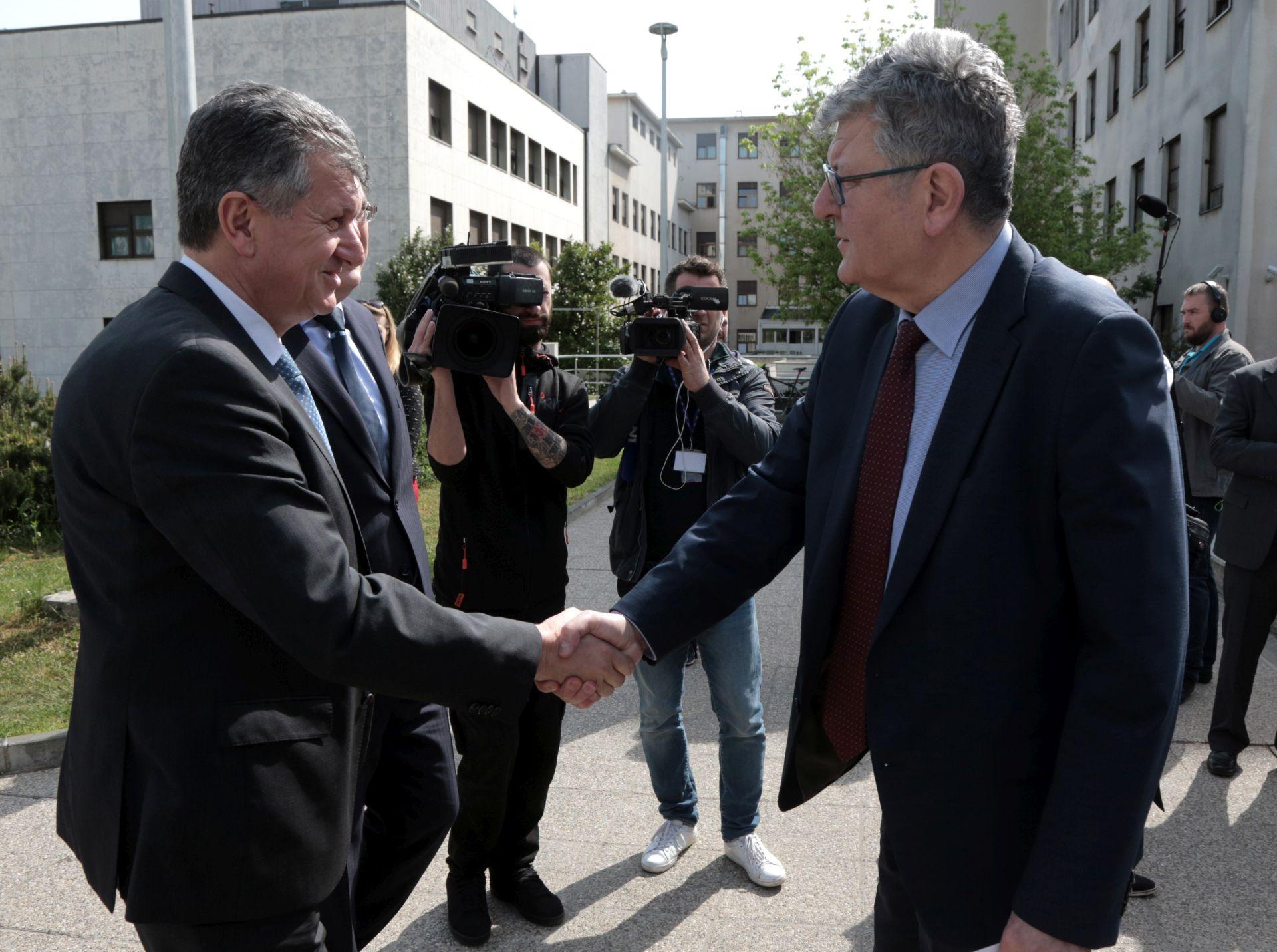 KBC Zagreb obilježio 75 godina postojanja
