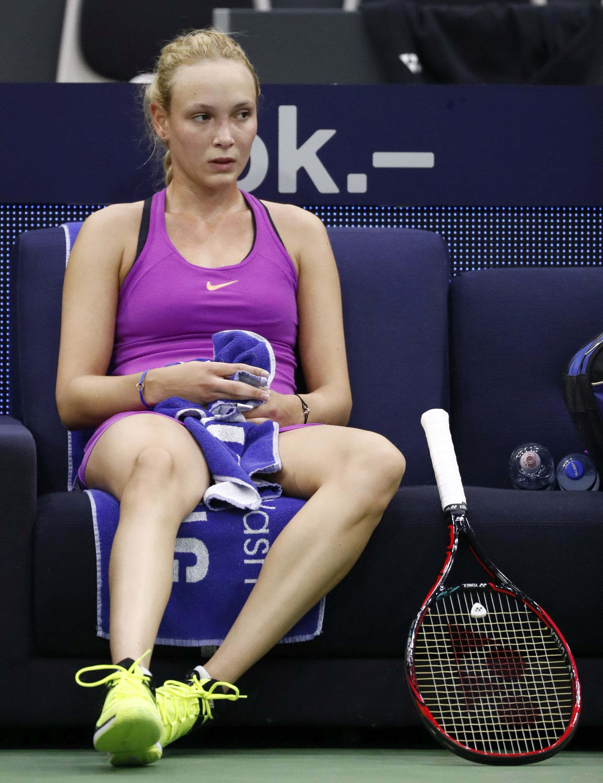 WTA BIEL Kraj za Vekić