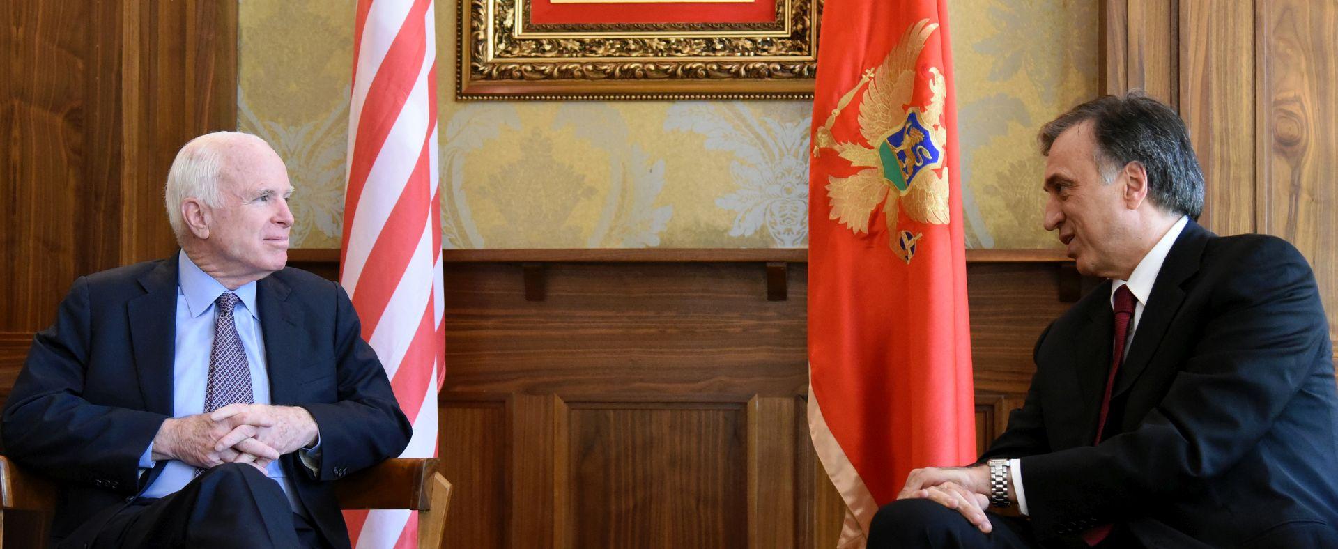 Rusija i dalje prijeti Crnoj Gori zbog ulaska u NATO
