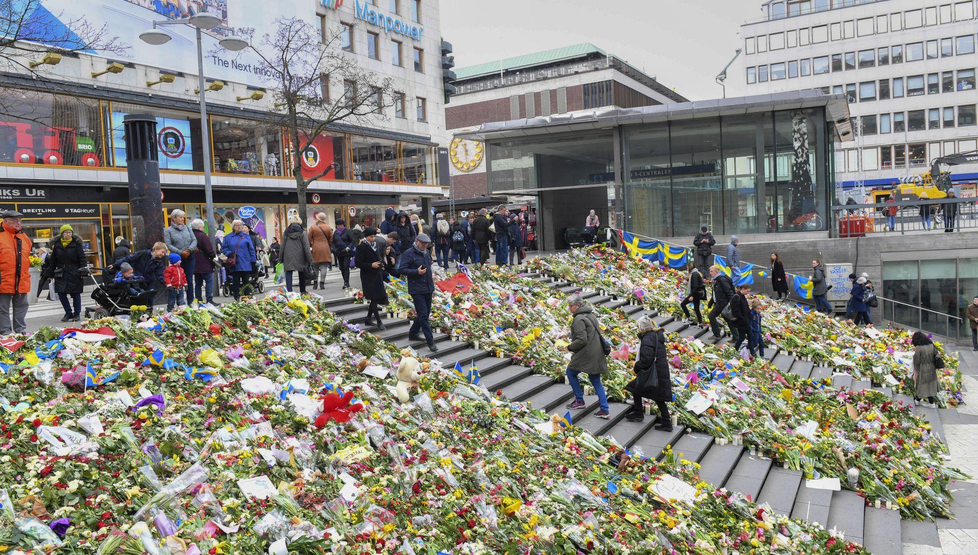 Švedska uhitila drugog sumnjivca zbog napada kamionom u Stockholmu