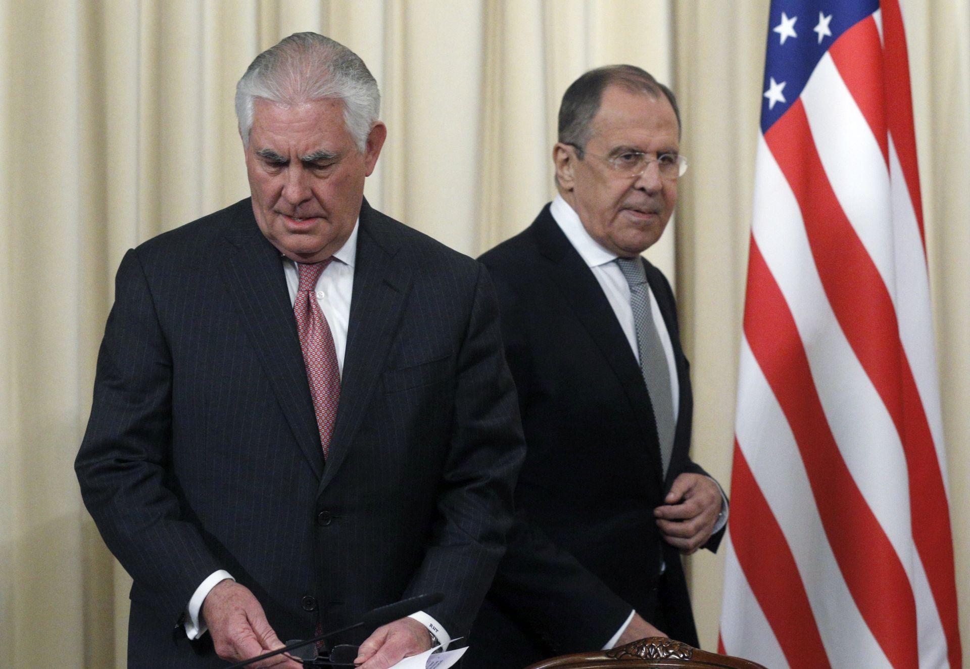 LAVROV TILLERSONU: Rusija spremna na suradnju sa SAD iako će im zaplijeniti daču?