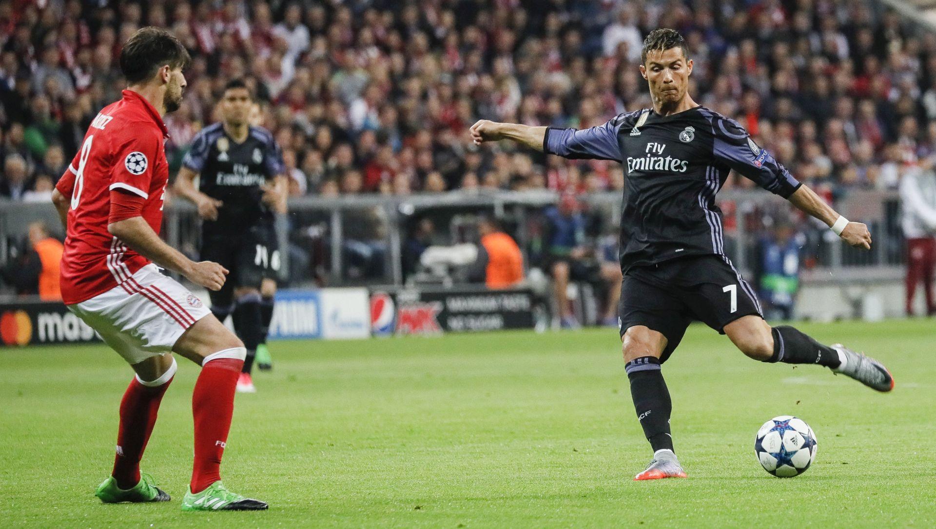 LIGA PRVAKA Slavlje Reala u Muenchenu uz dva gola Ronalda