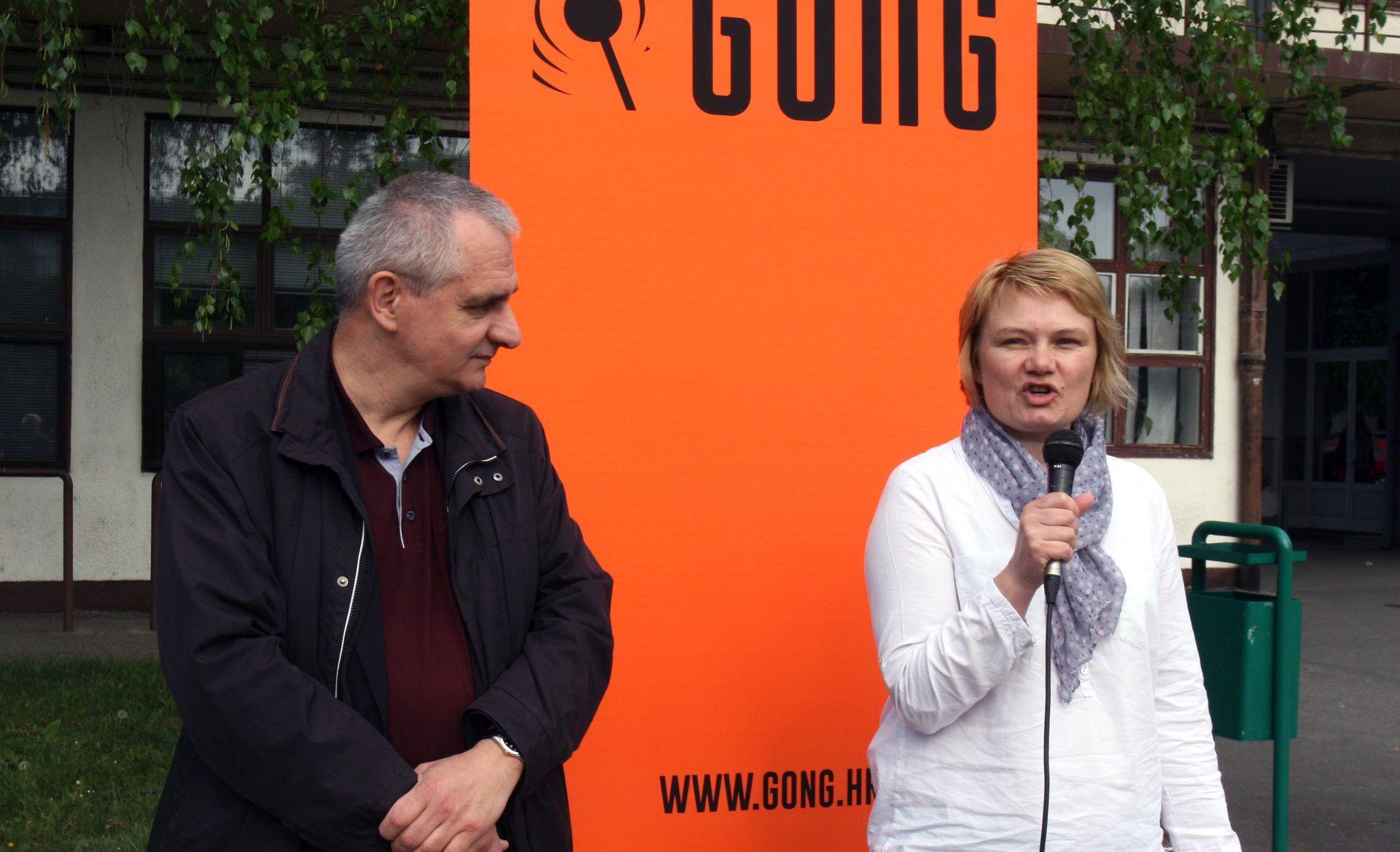 OBLJETNICA GONG-A Civilno društvo nisu organizacije kojima je cilj smanjivanje ljudskih prava i sloboda