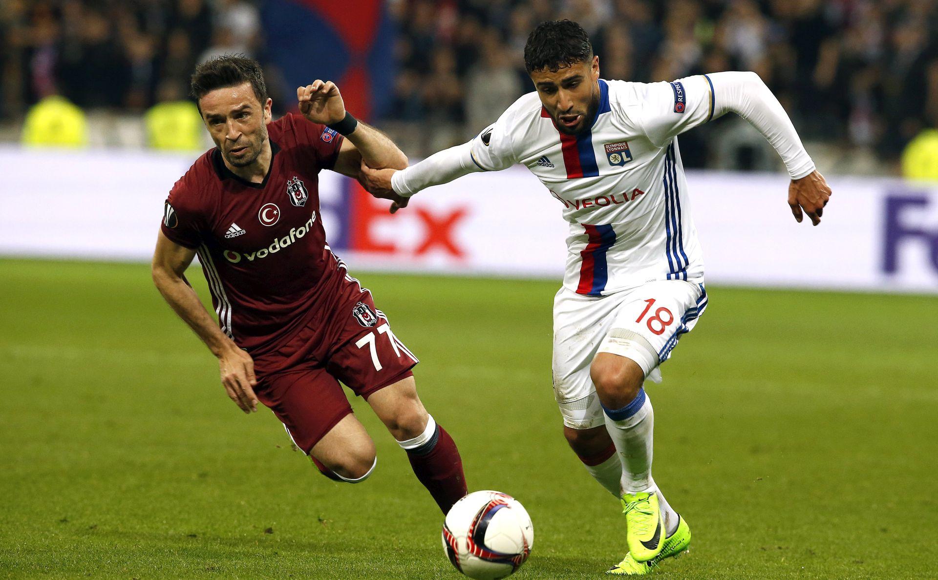 Uefa kaznila Lyon i Bešiktaš